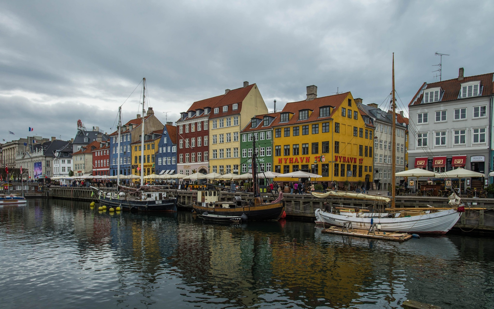 Kopenhagen by Vlado Ferencic