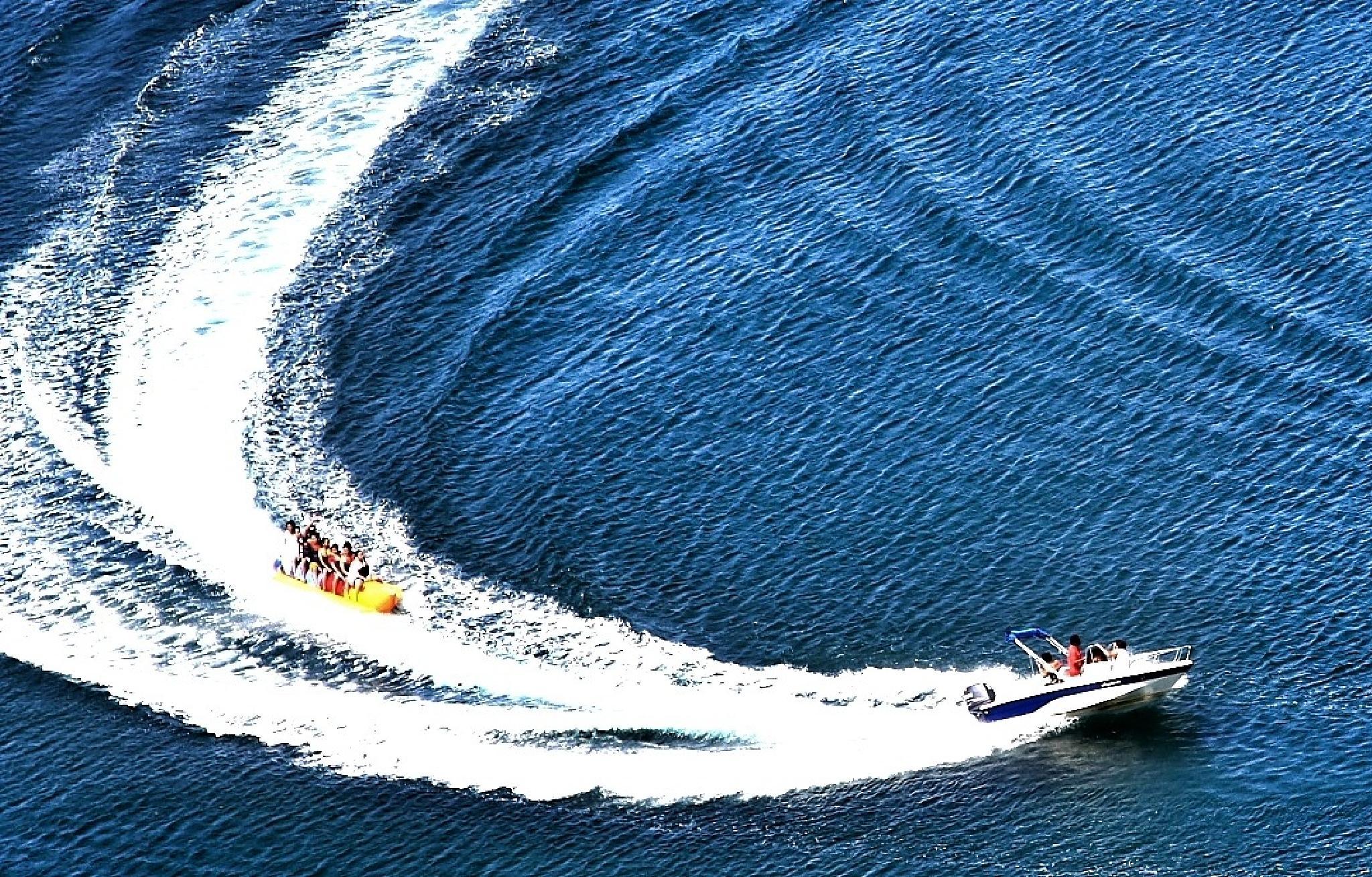 Banana Boat by norman amora