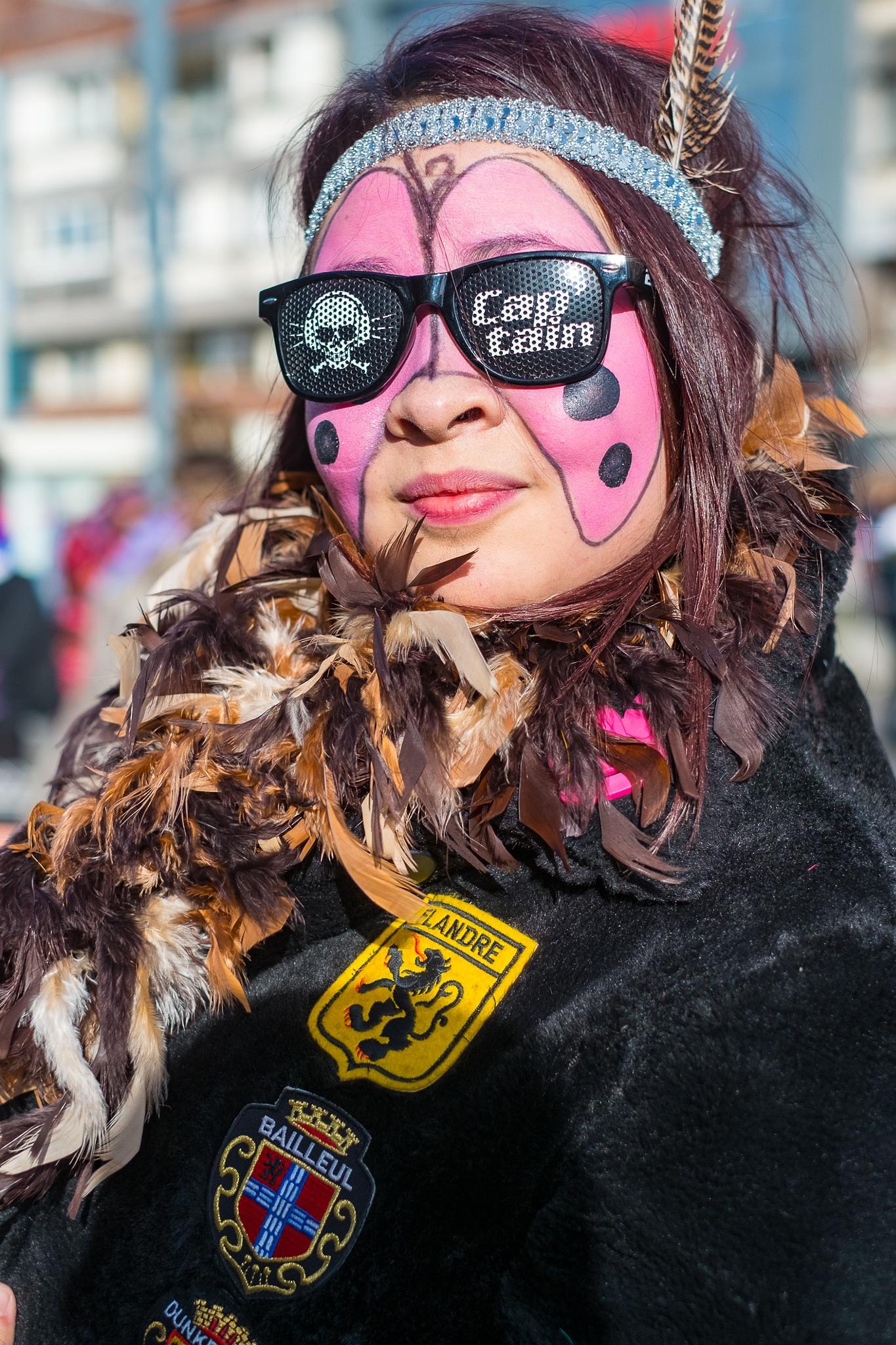 La belle du Carnaval.. by photosdan
