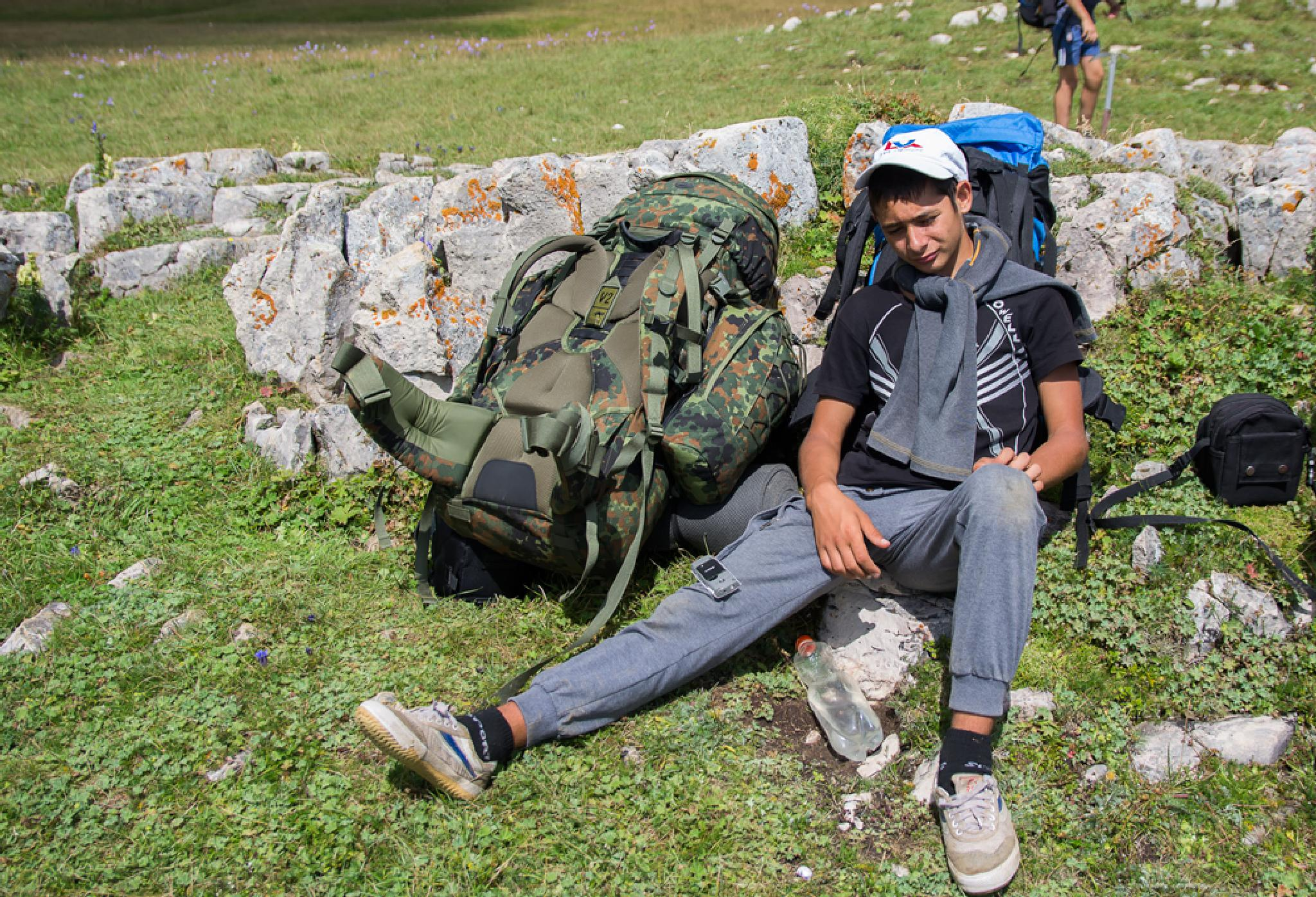Photo in People #préval #hike #tourist