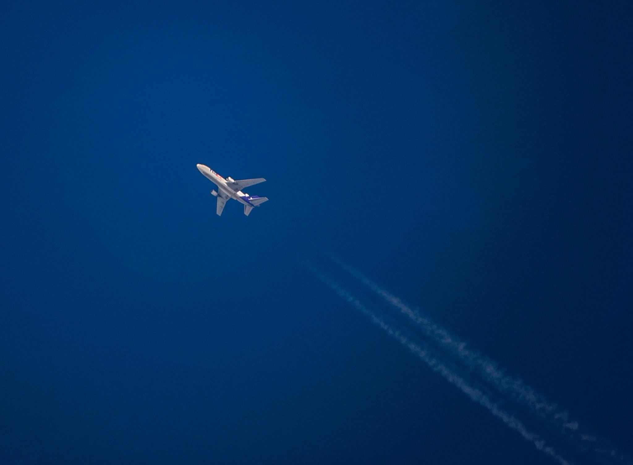 Fedex Jet by Austin Devine