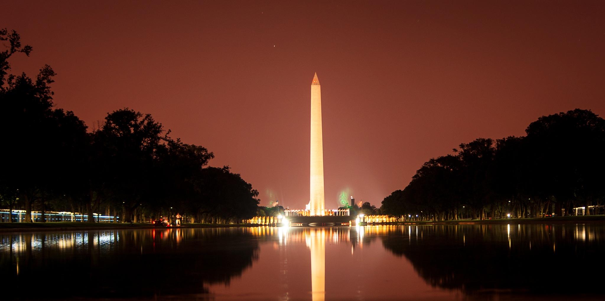 The Washington Monument by Austin Devine