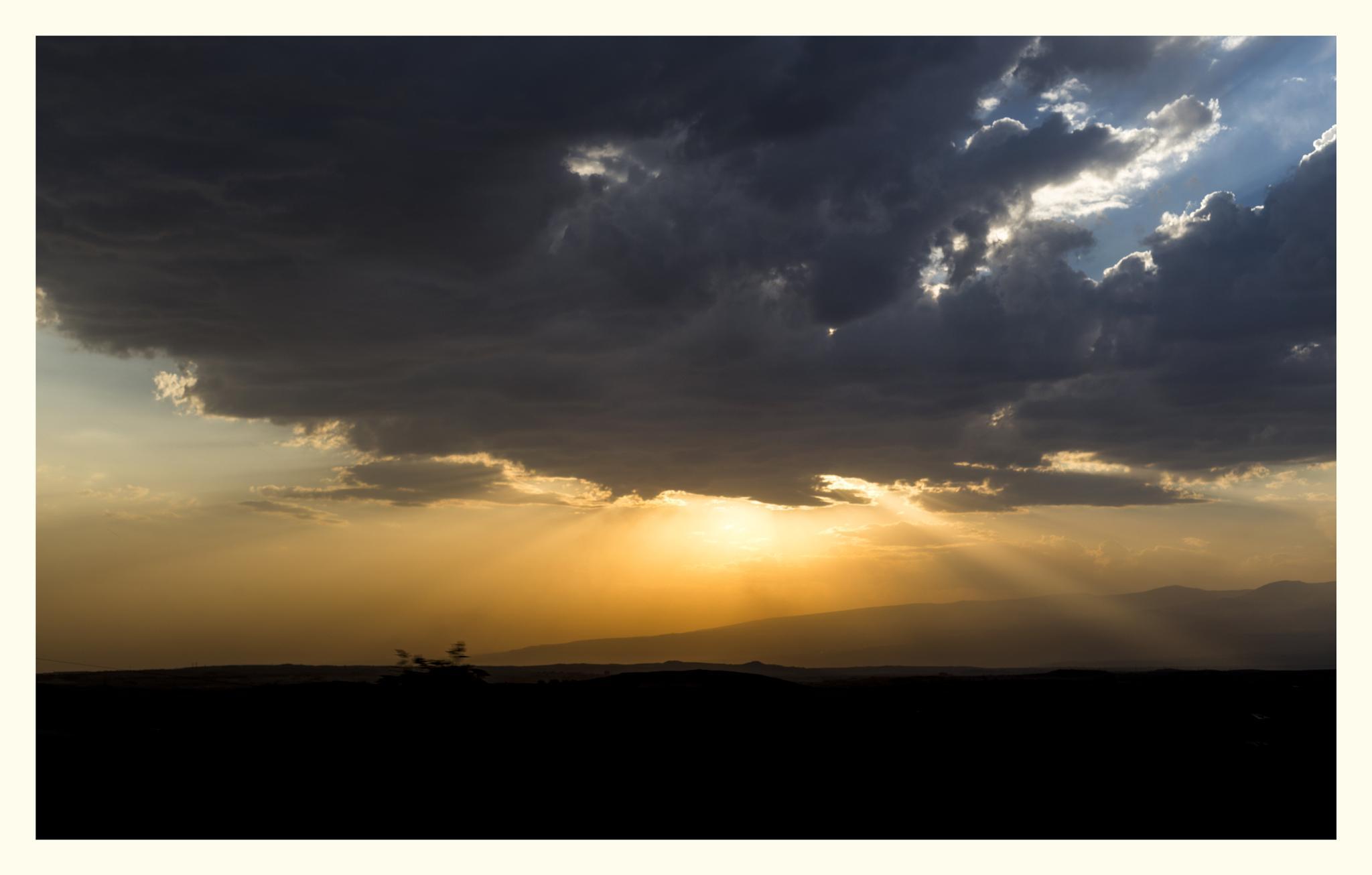Sunset by Kar Yan