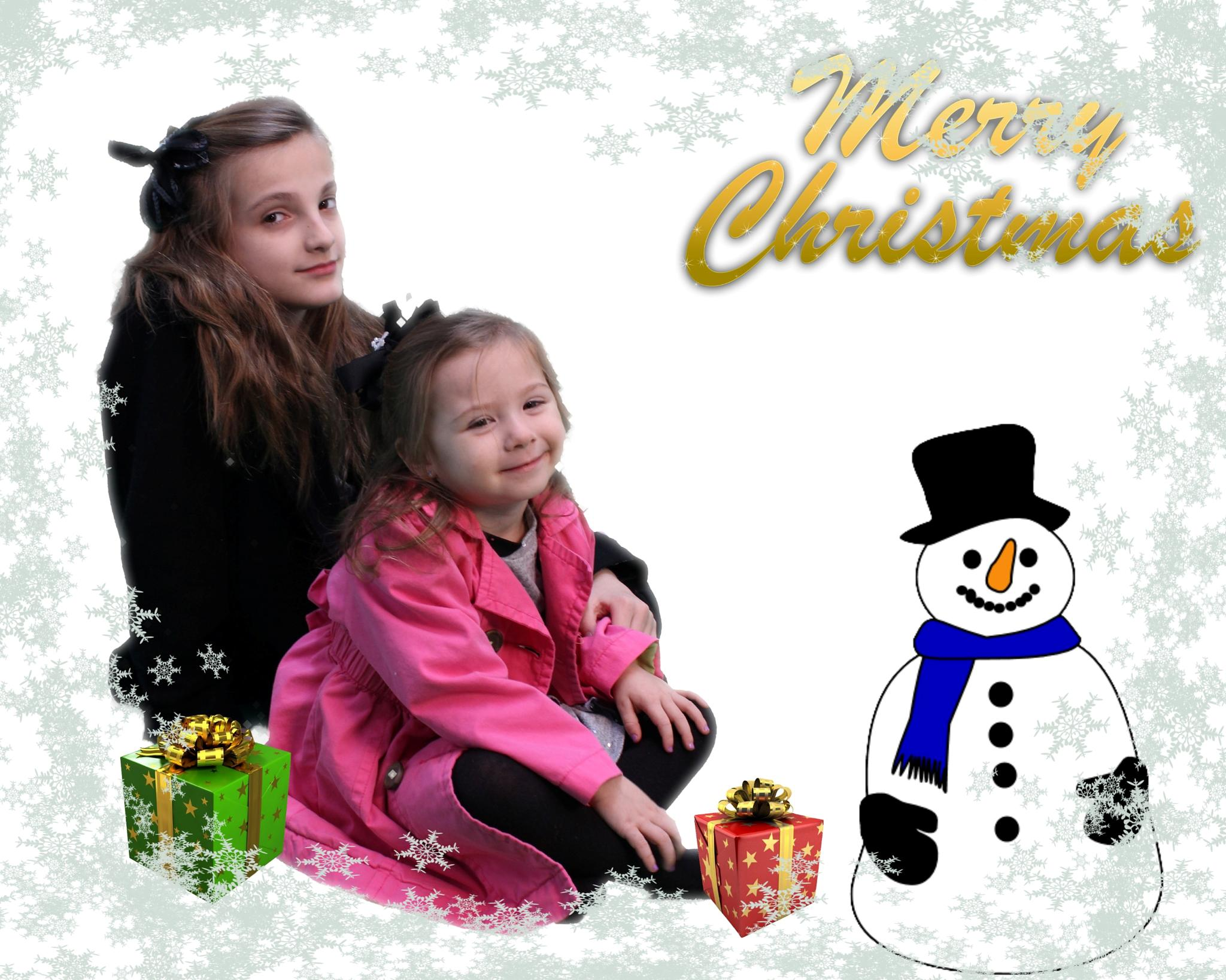 Christmas Picture by Studio World