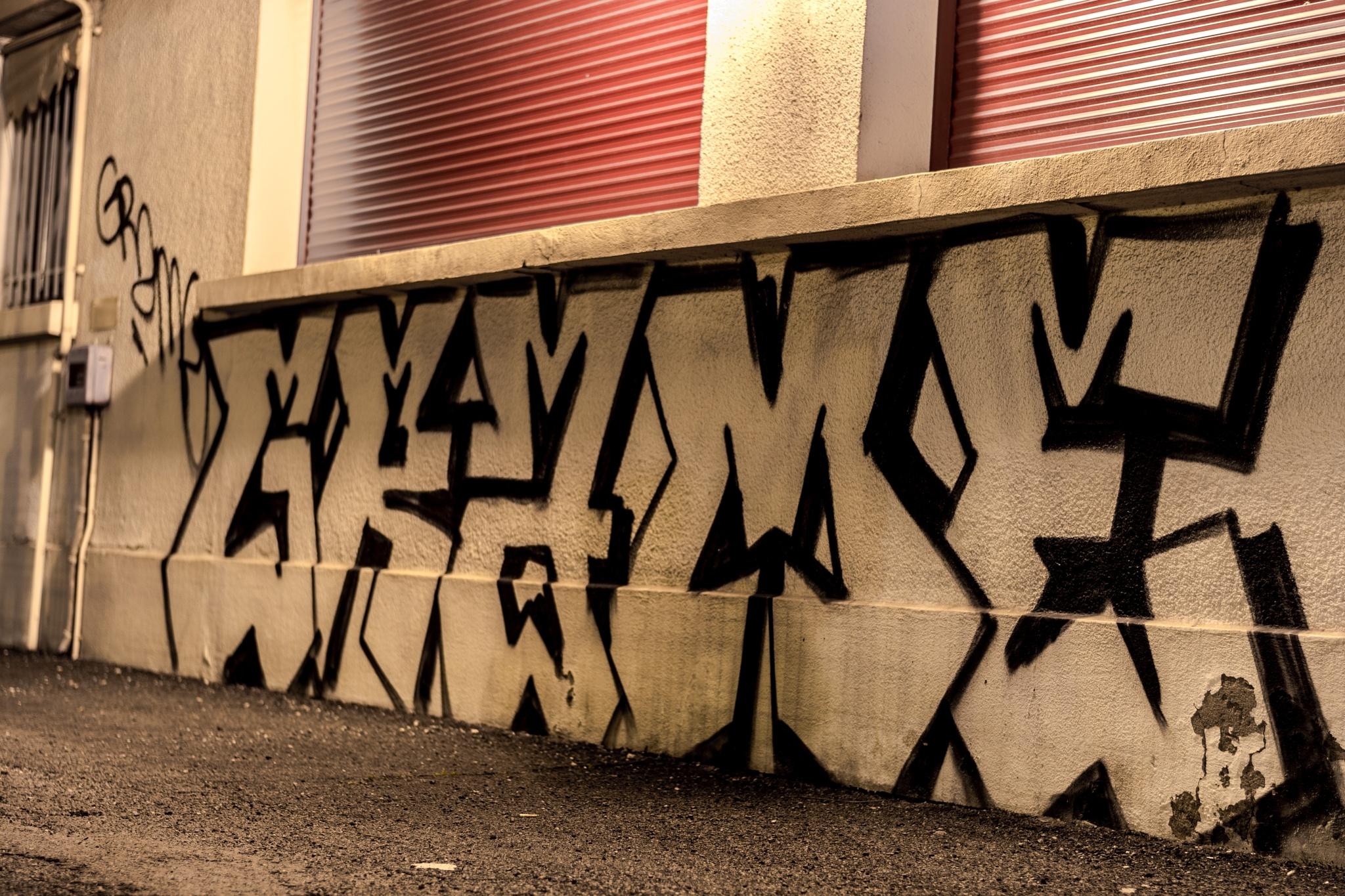 graffiti  by pier-photography