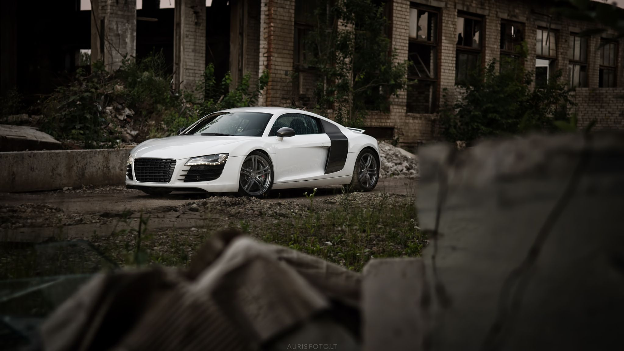 Audi R8 by aurisfoto.lt