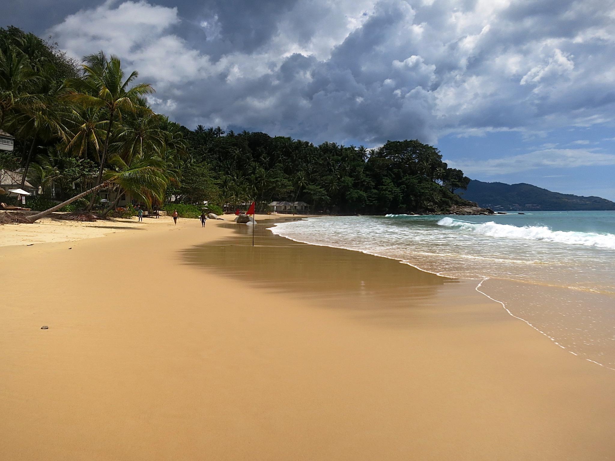 Photo in Sea and Sand #panseabeachpanseabeachphuke