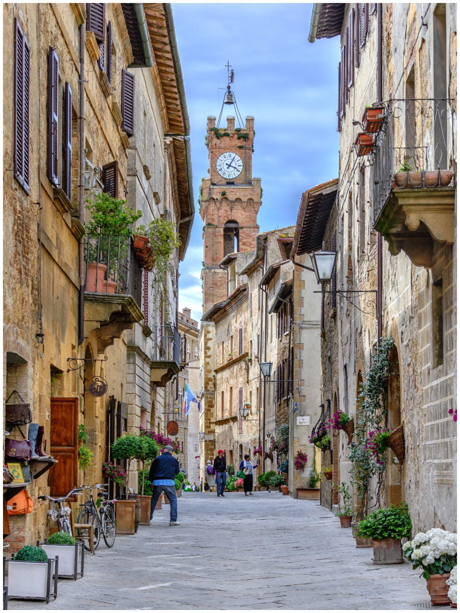 Main Street by Giancarlo Bisone