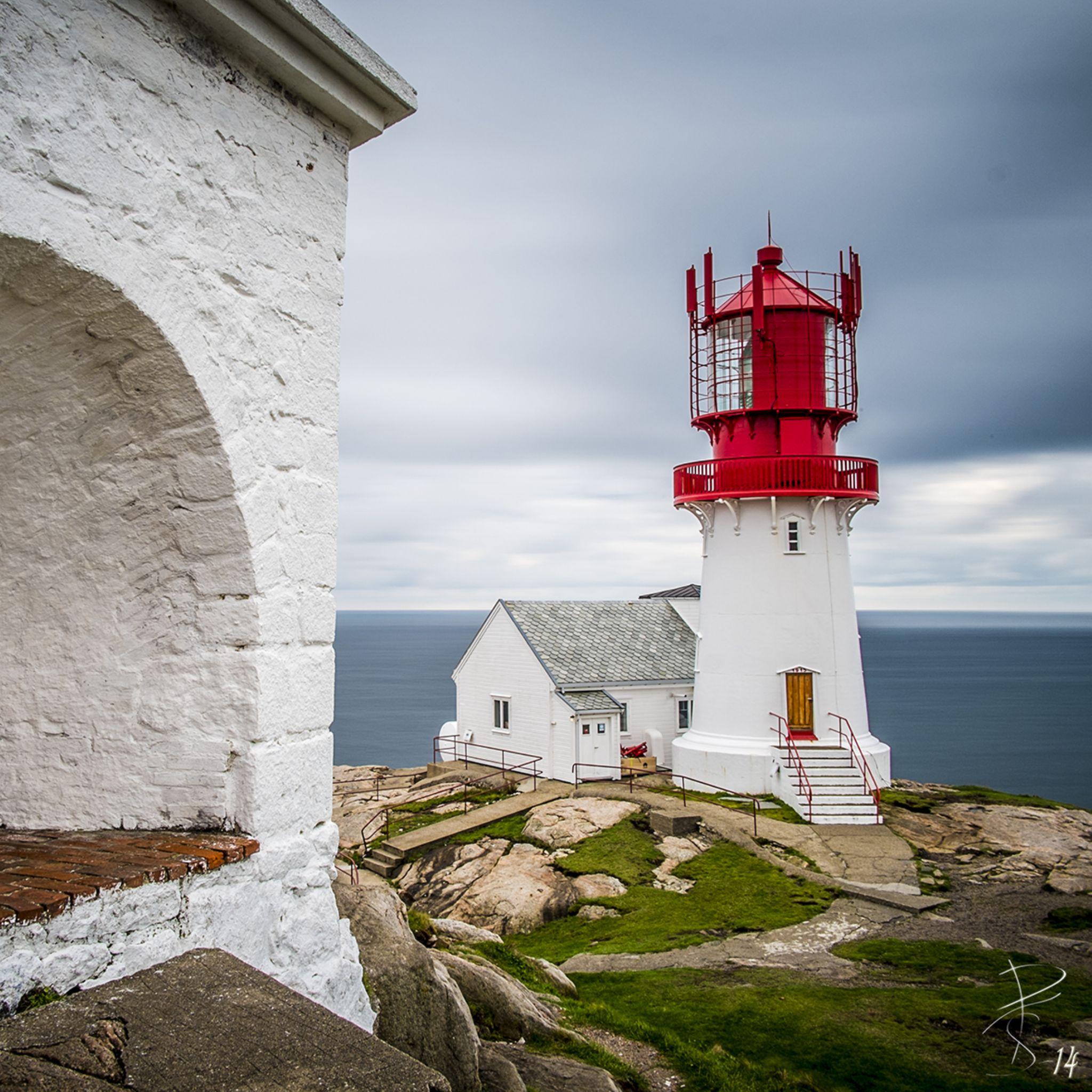 Lindesnes Lighthouse  by Pål Terje Støtvig
