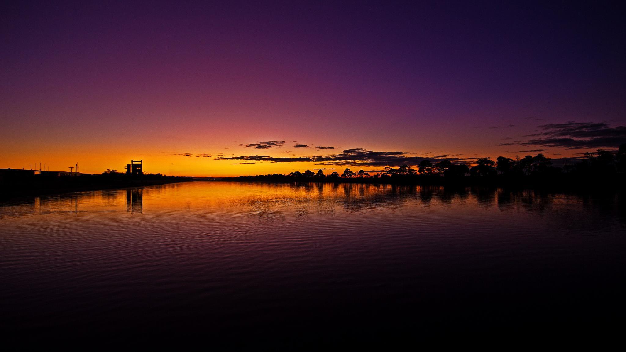 The Coming Sun by Mark Vivian