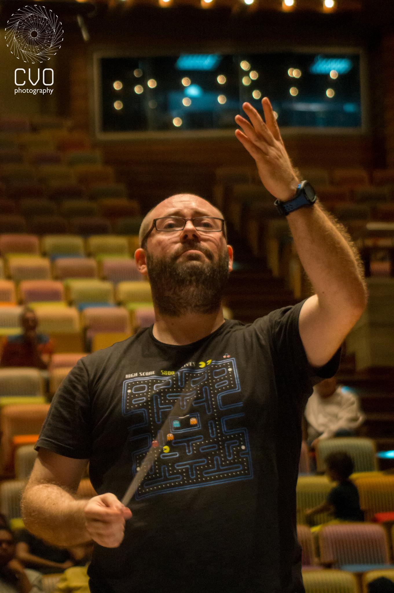 Conductor by Carlos Vargas