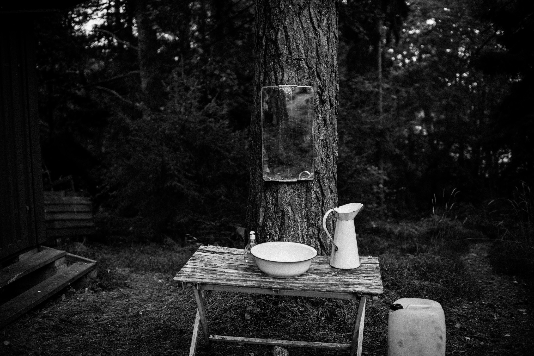 Old days by Fredrik Strandin