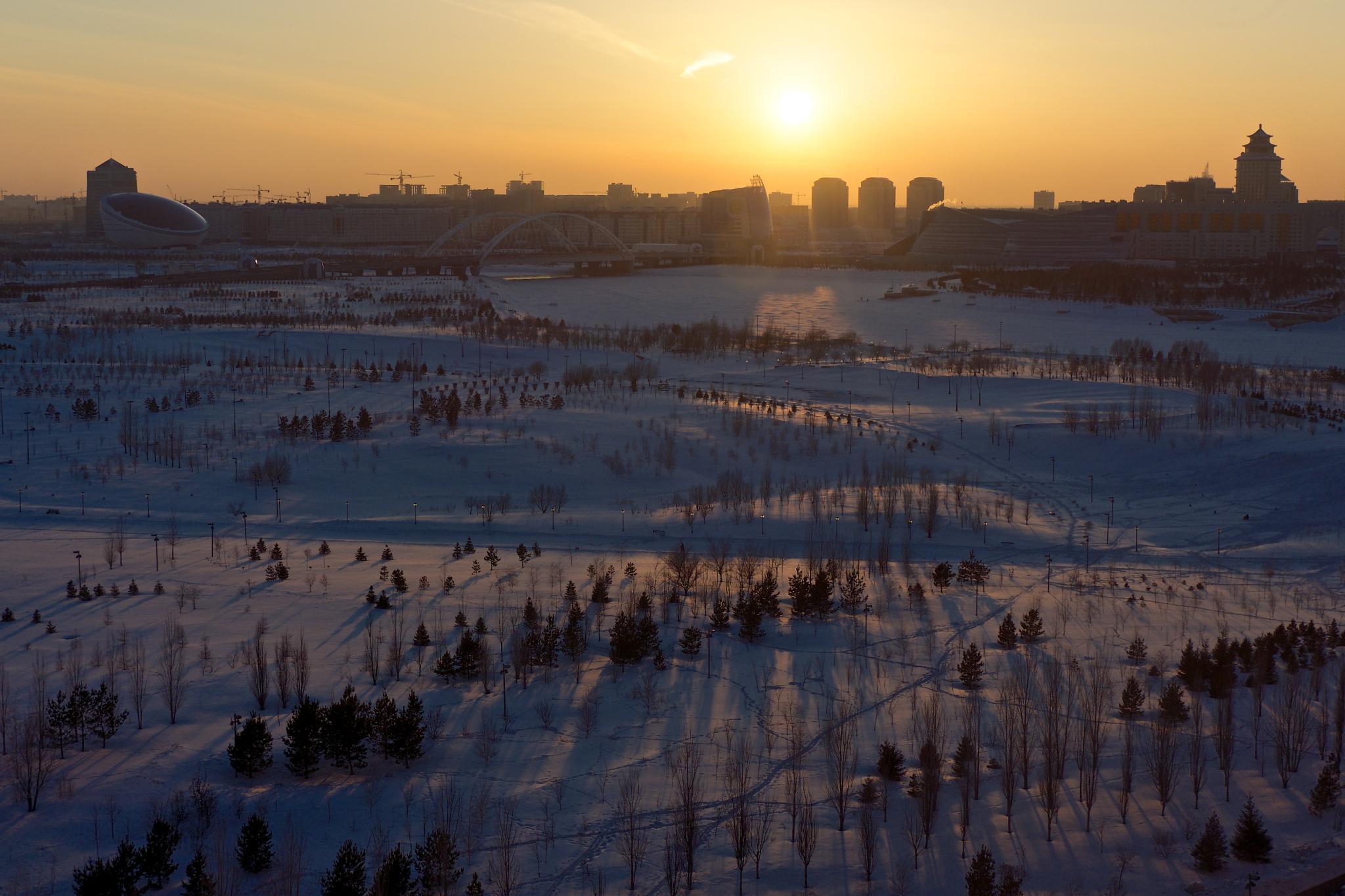 Light of the steppe by alexandre duarte
