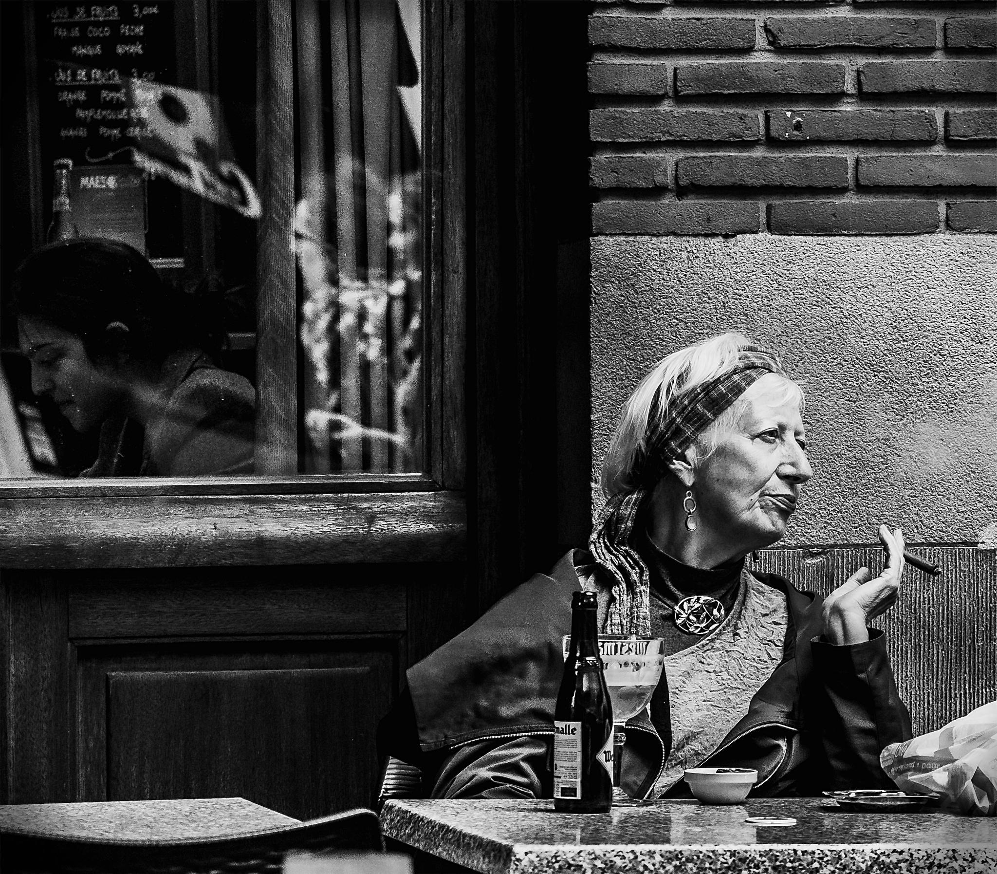 Smoking by alexandre duarte