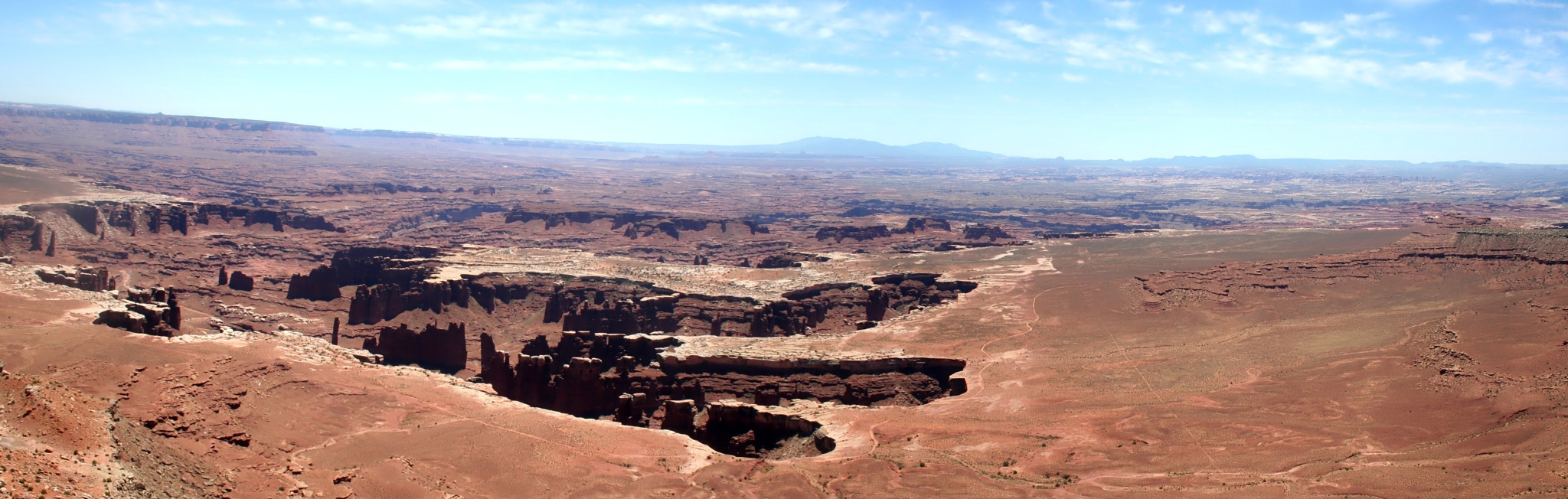 Canyonlands , island in the sky by katze