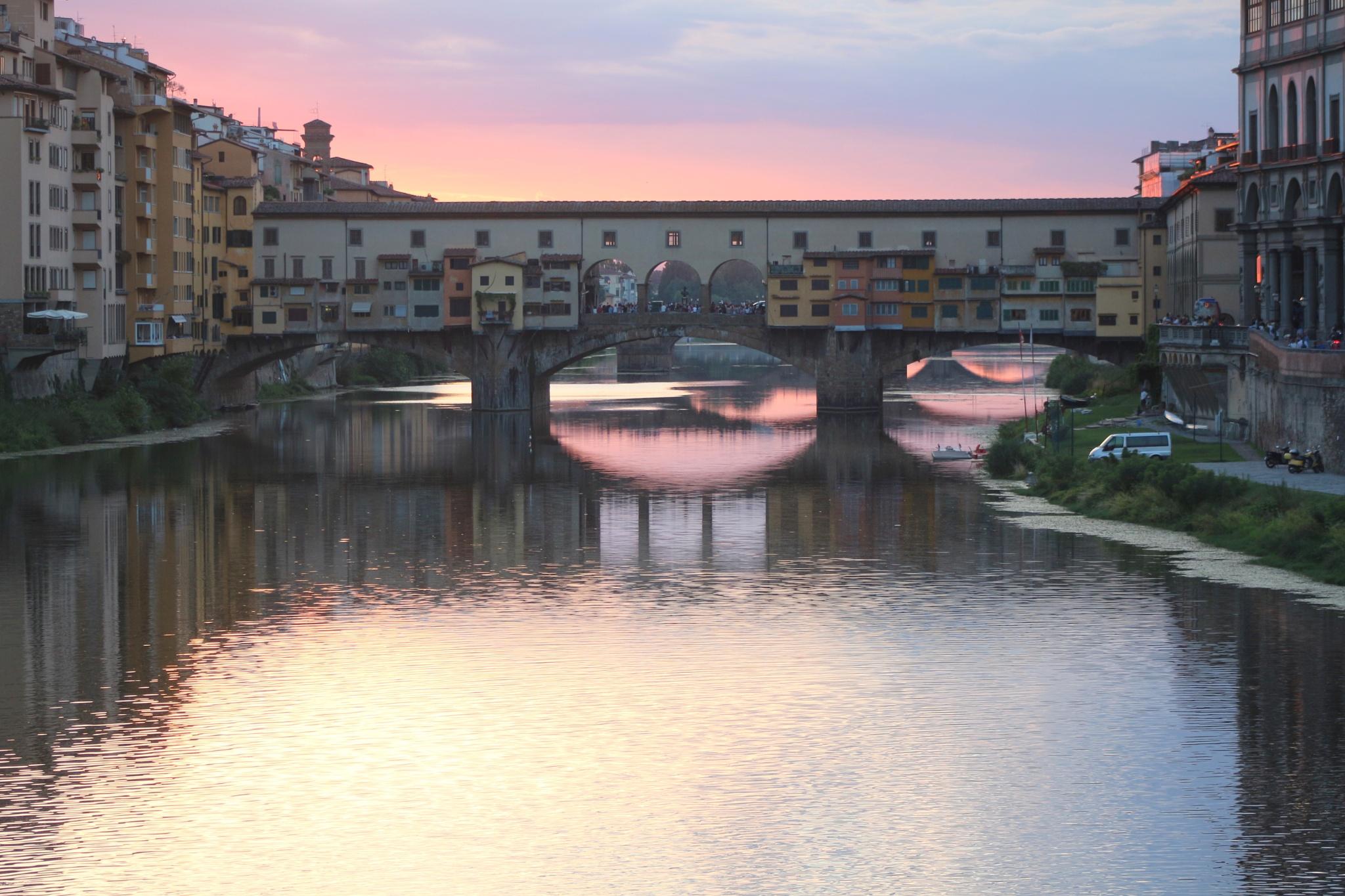 Ponte Vecchio, Firenze by katze