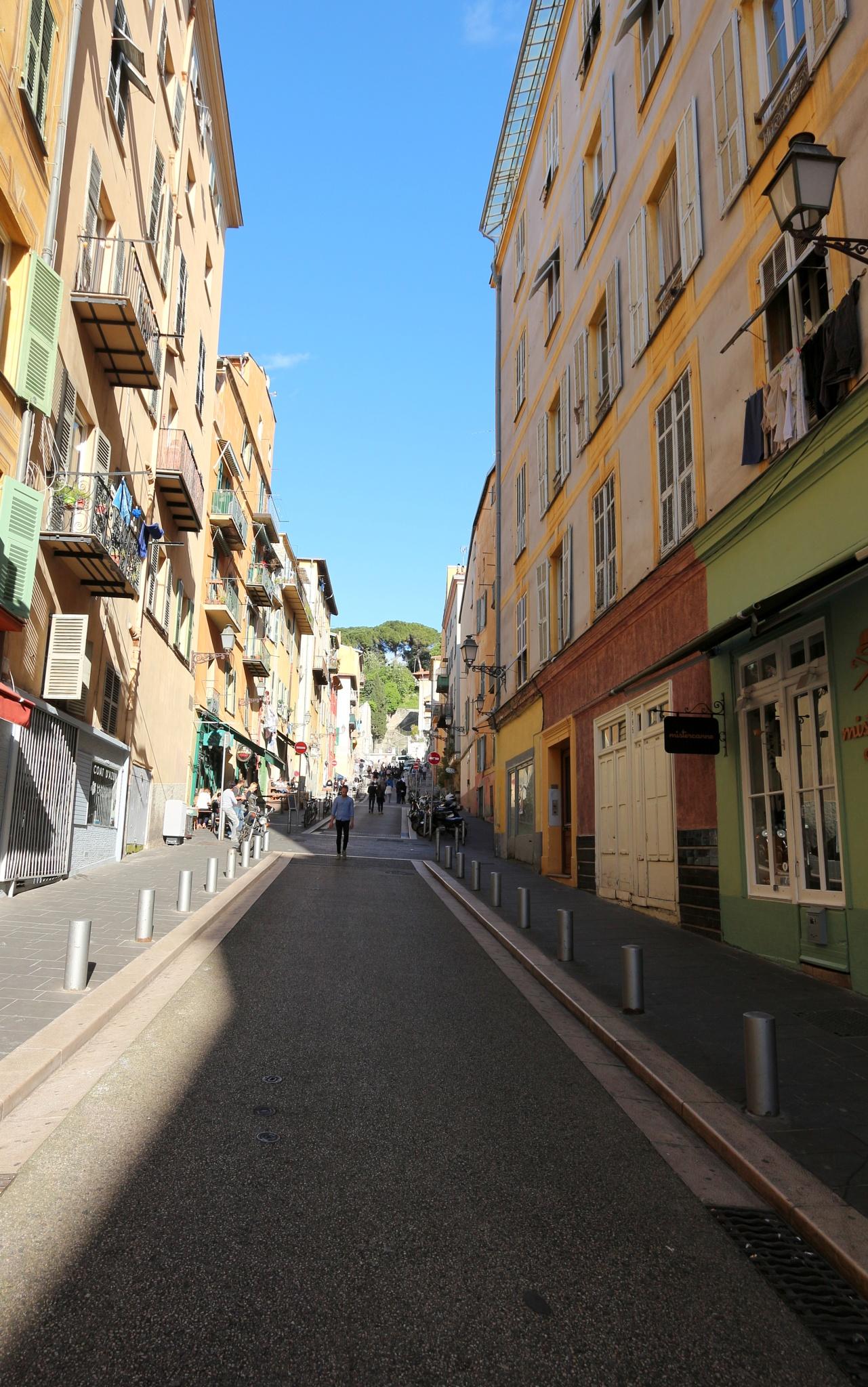 vieux Nice. by katze