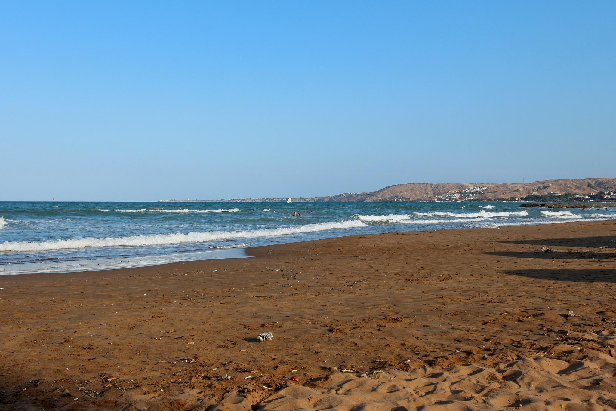 beach Crotone by katze