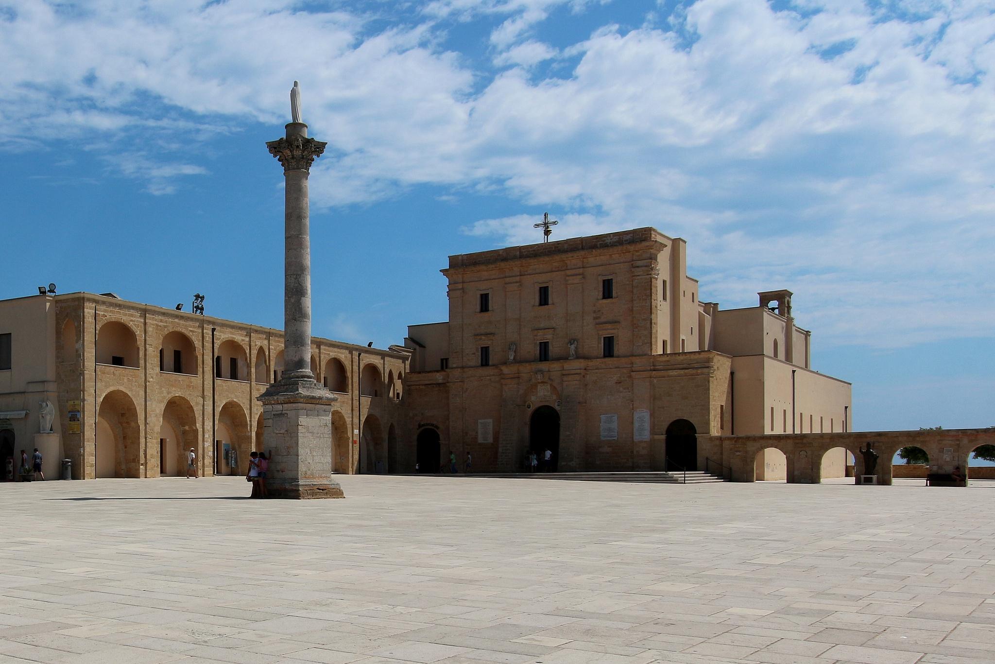 sanctuary Leuca, Calabria by katze