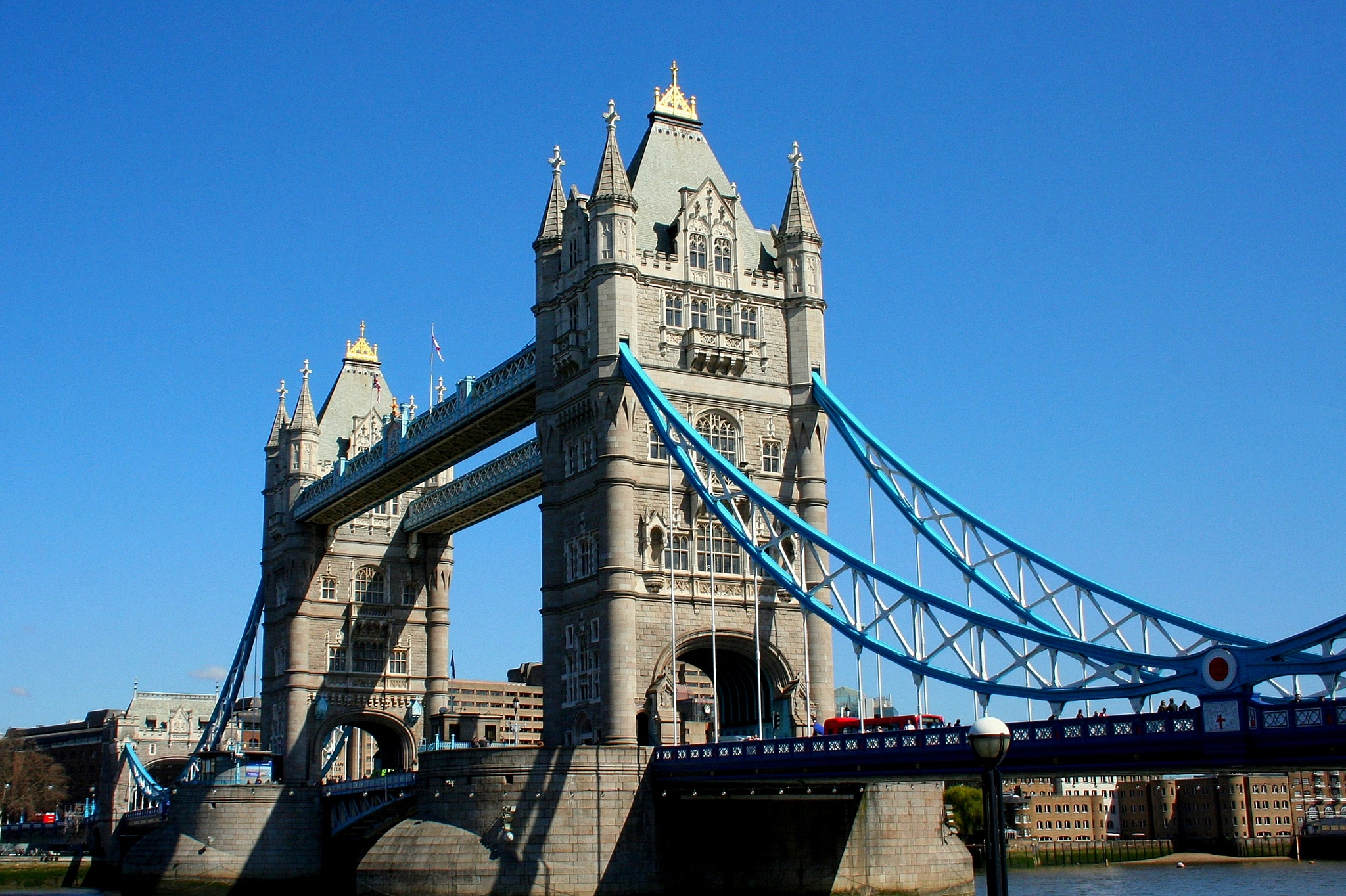 Tower Bridge, London by katze
