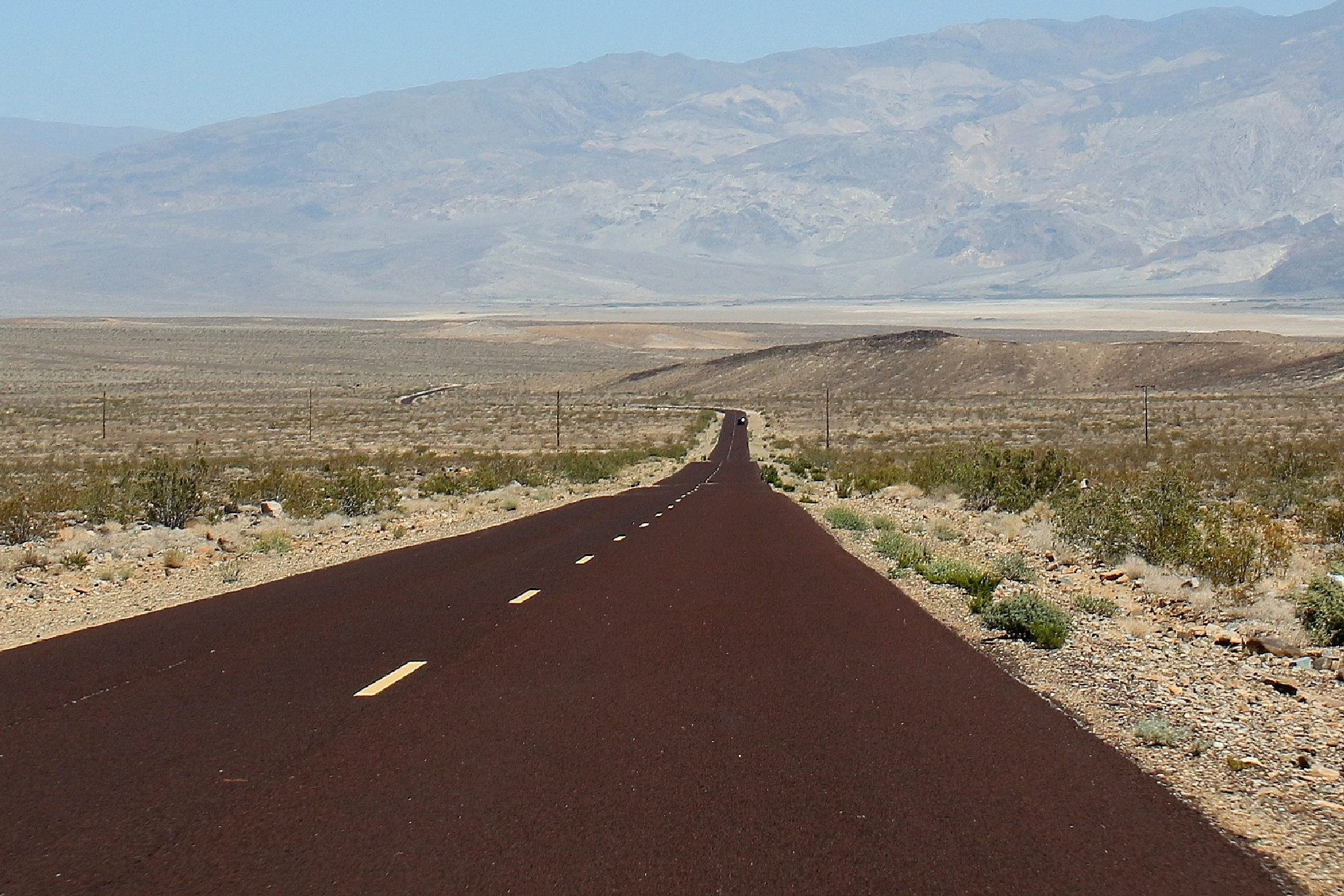 road, Death Valley National Park by katze
