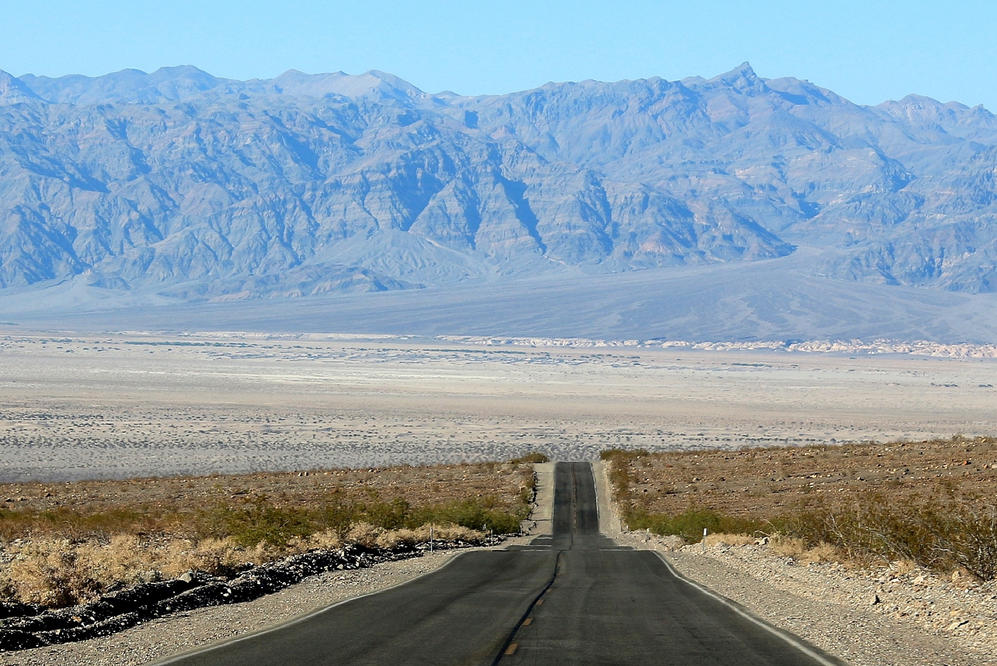 road Death Valley National Park by katze