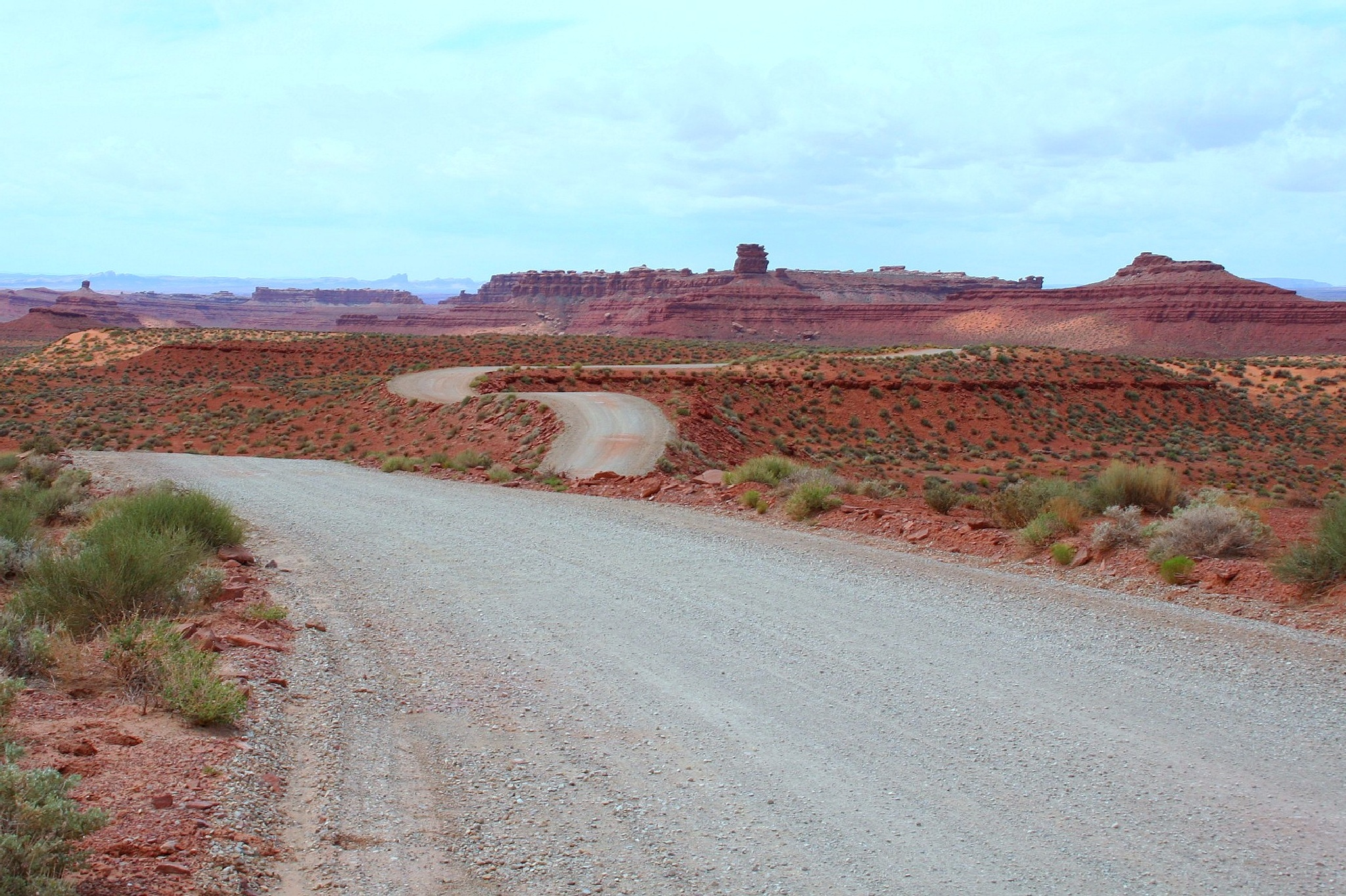 Valley of the Gods by katze