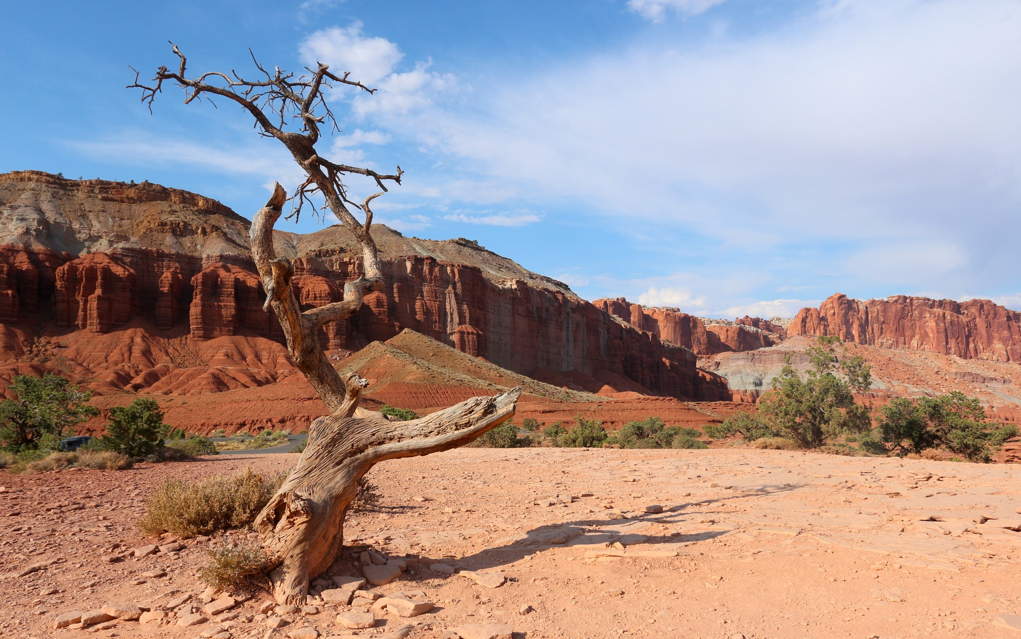 Capitol Reef National Park, Utah by katze