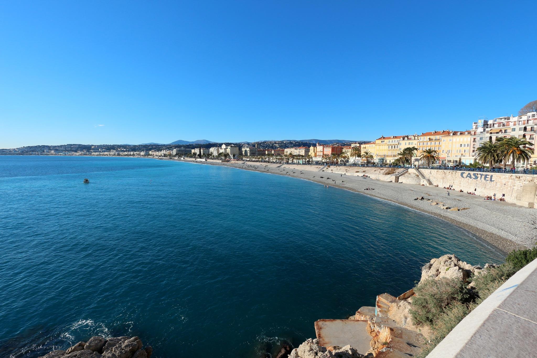 Promenade des Anglais, Nice by katze