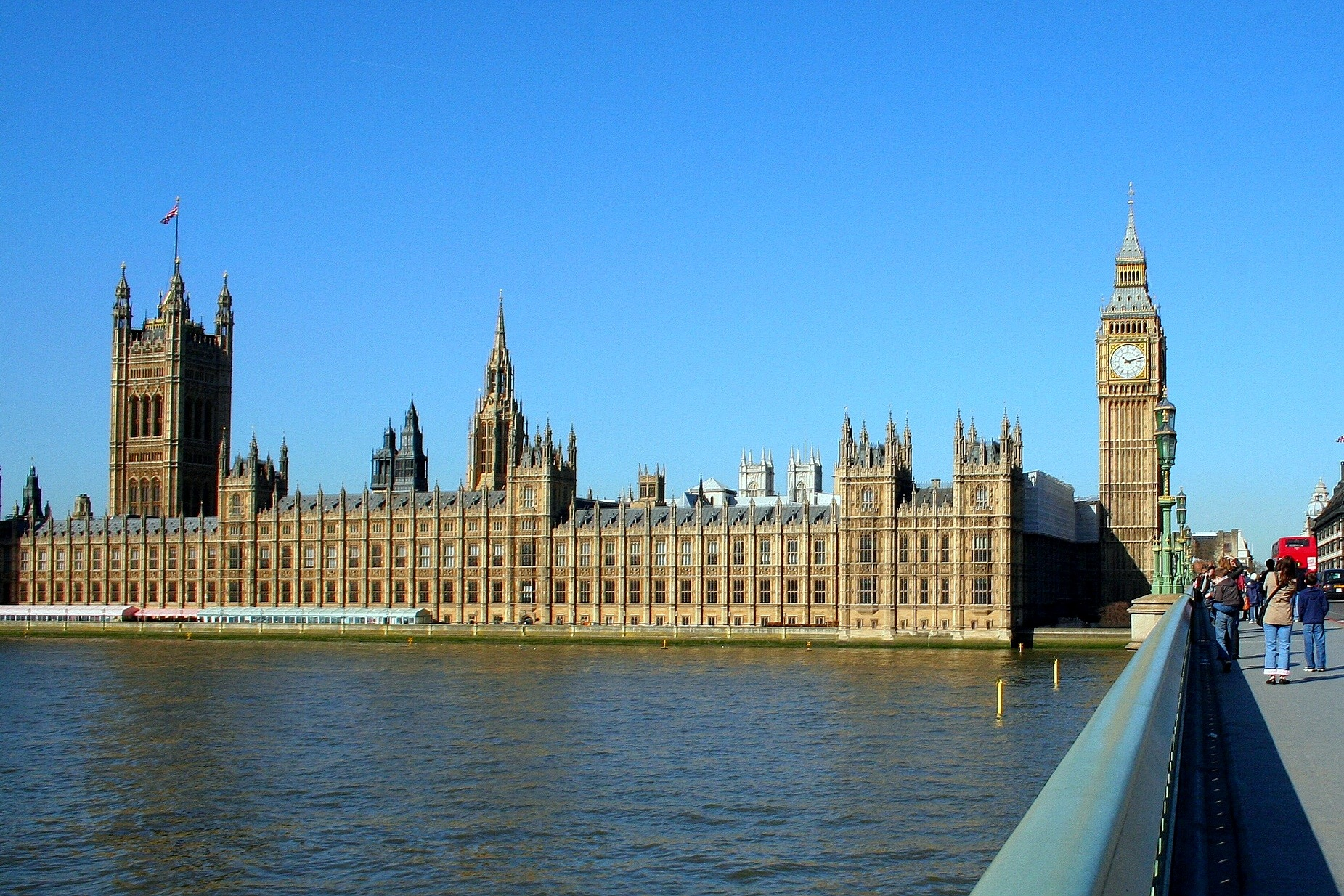 Houses of Parliament, London by katze