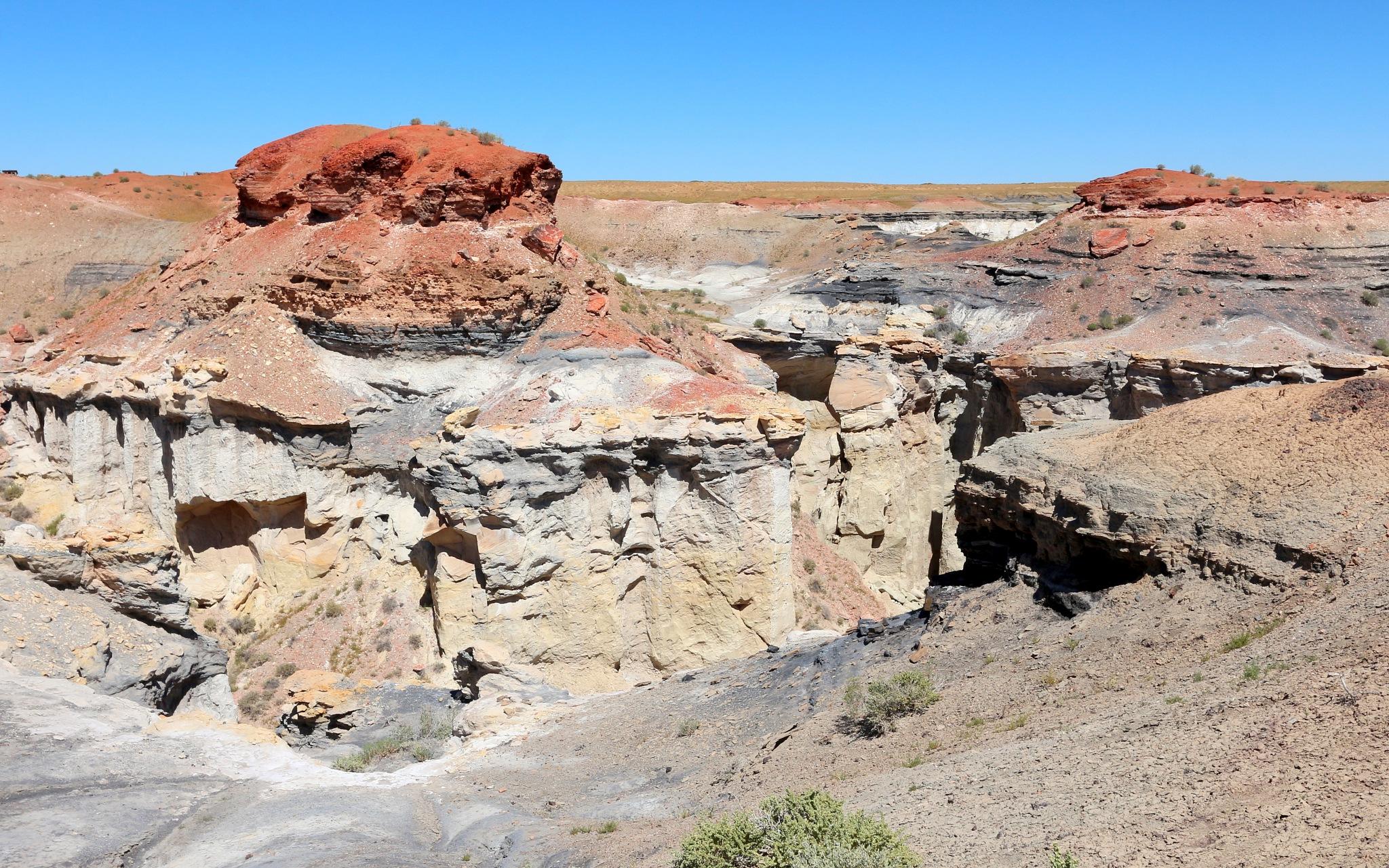 Coal Mine Canyon, AZ by katze