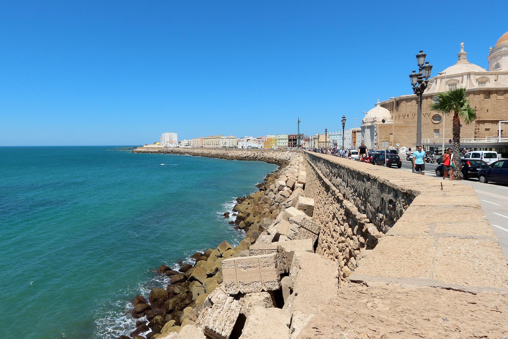 seaside, Cadix by katze