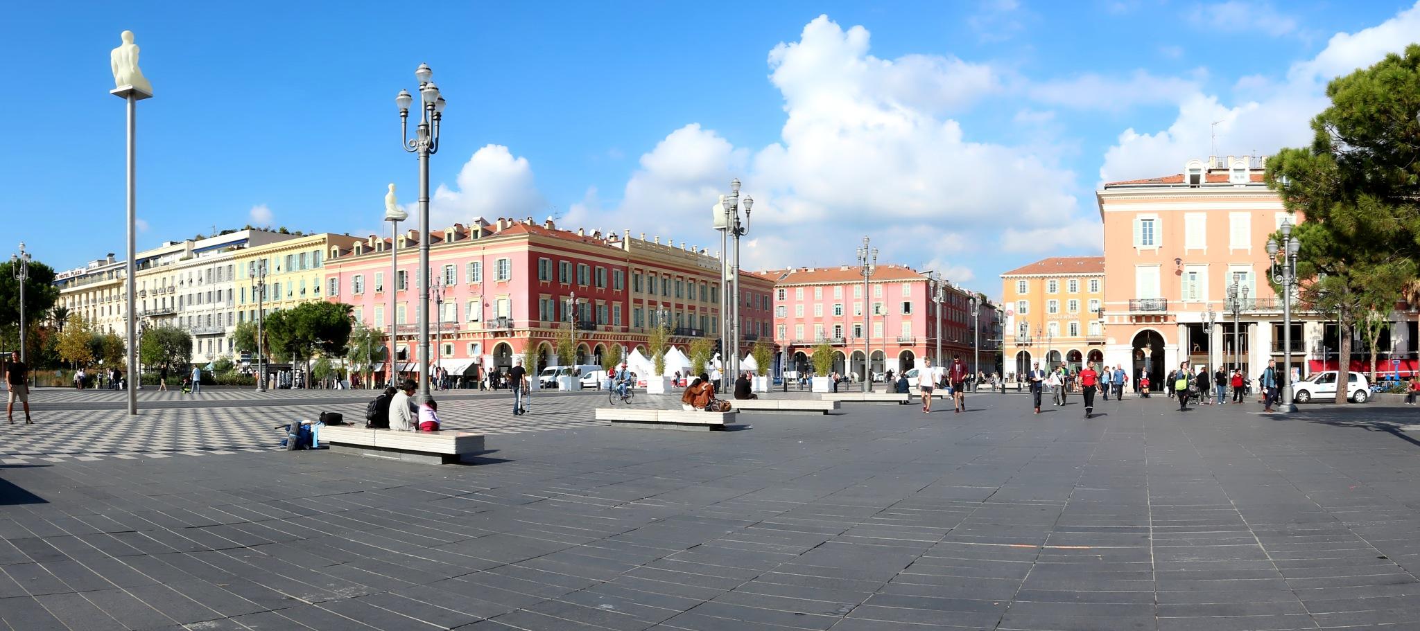 Place Masséna, Nice by katze