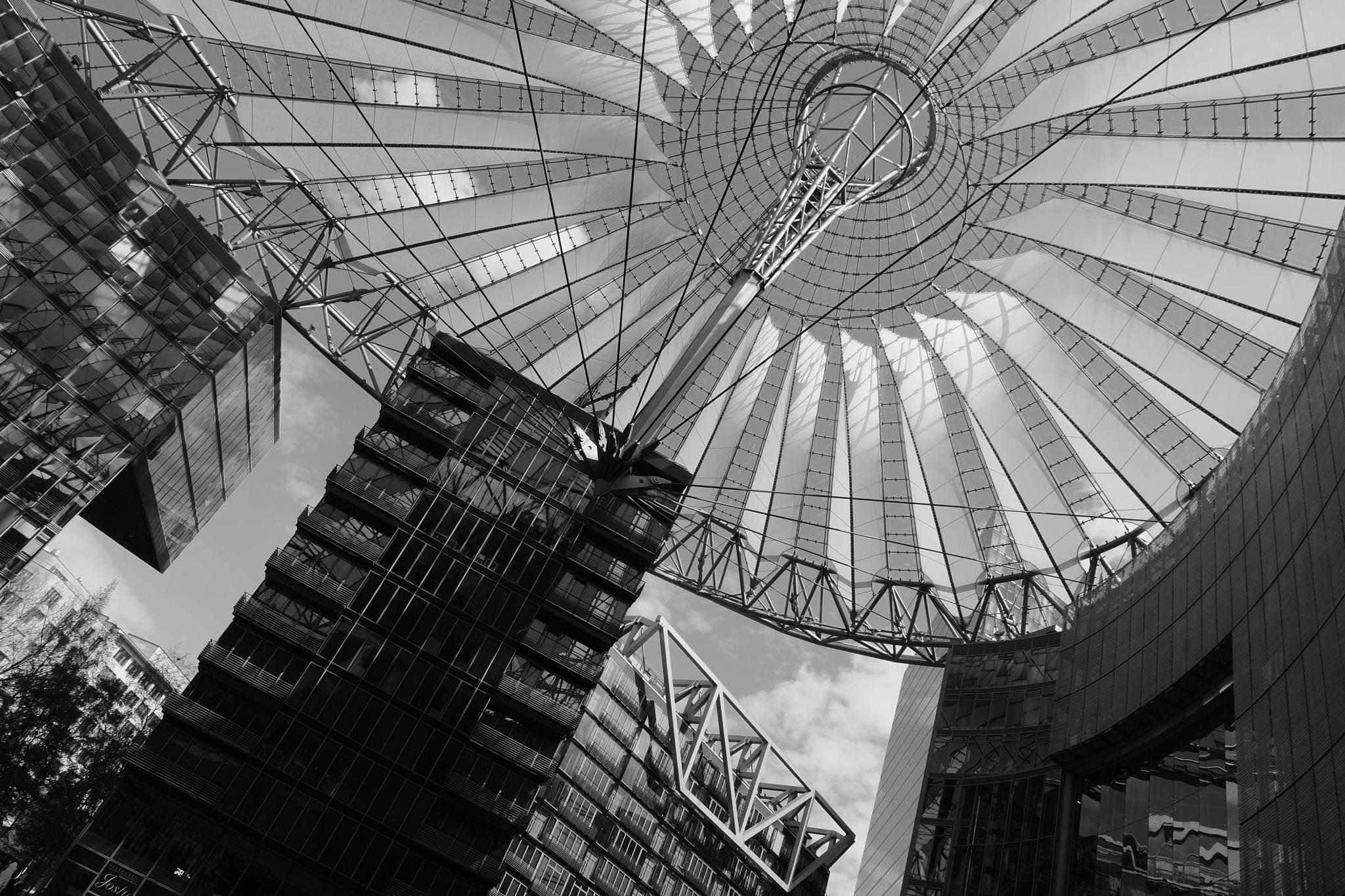 Sony Center by fernando.viegas
