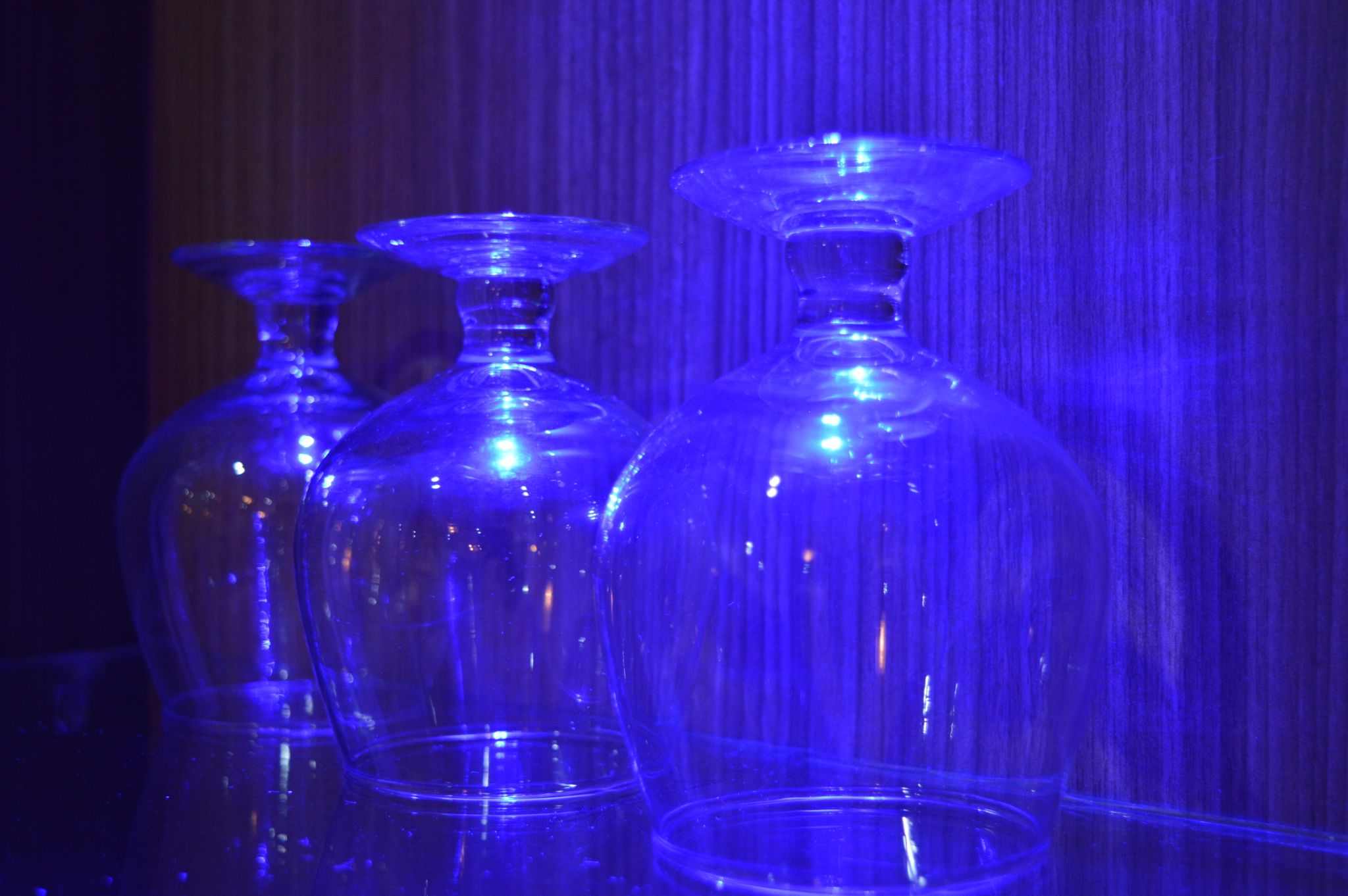 Glass in light by Sudharshan
