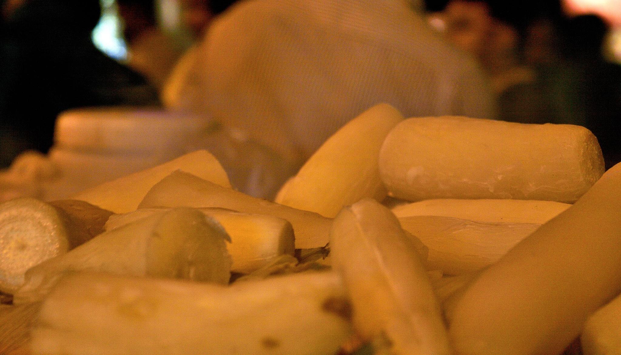 Groundnut festival!!! boiled tapioca!!!! by Sudharshan