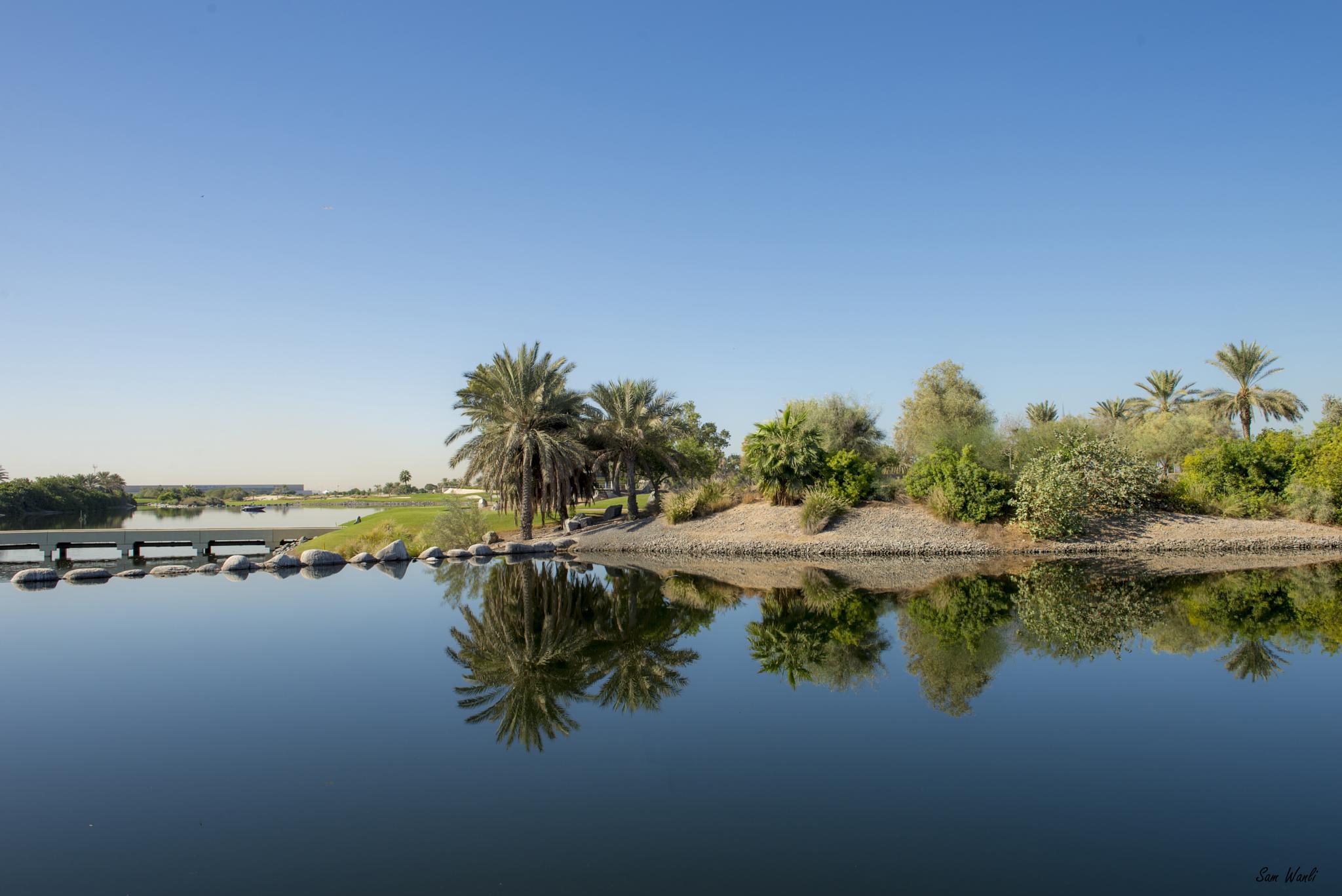 Reflection by Sam Wanli
