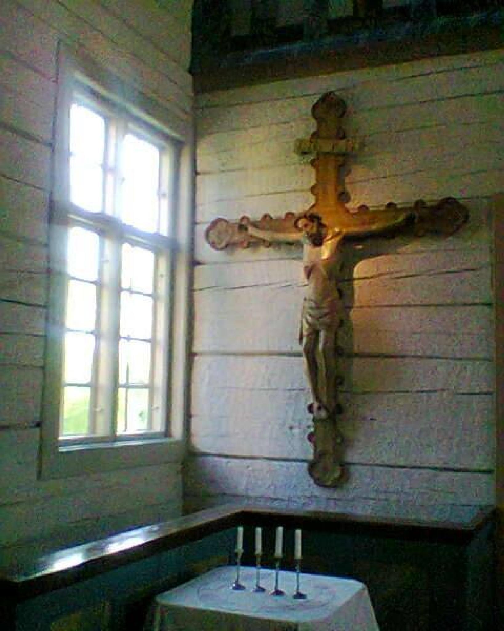 A Church in Vesilahti by ailahokkanen59