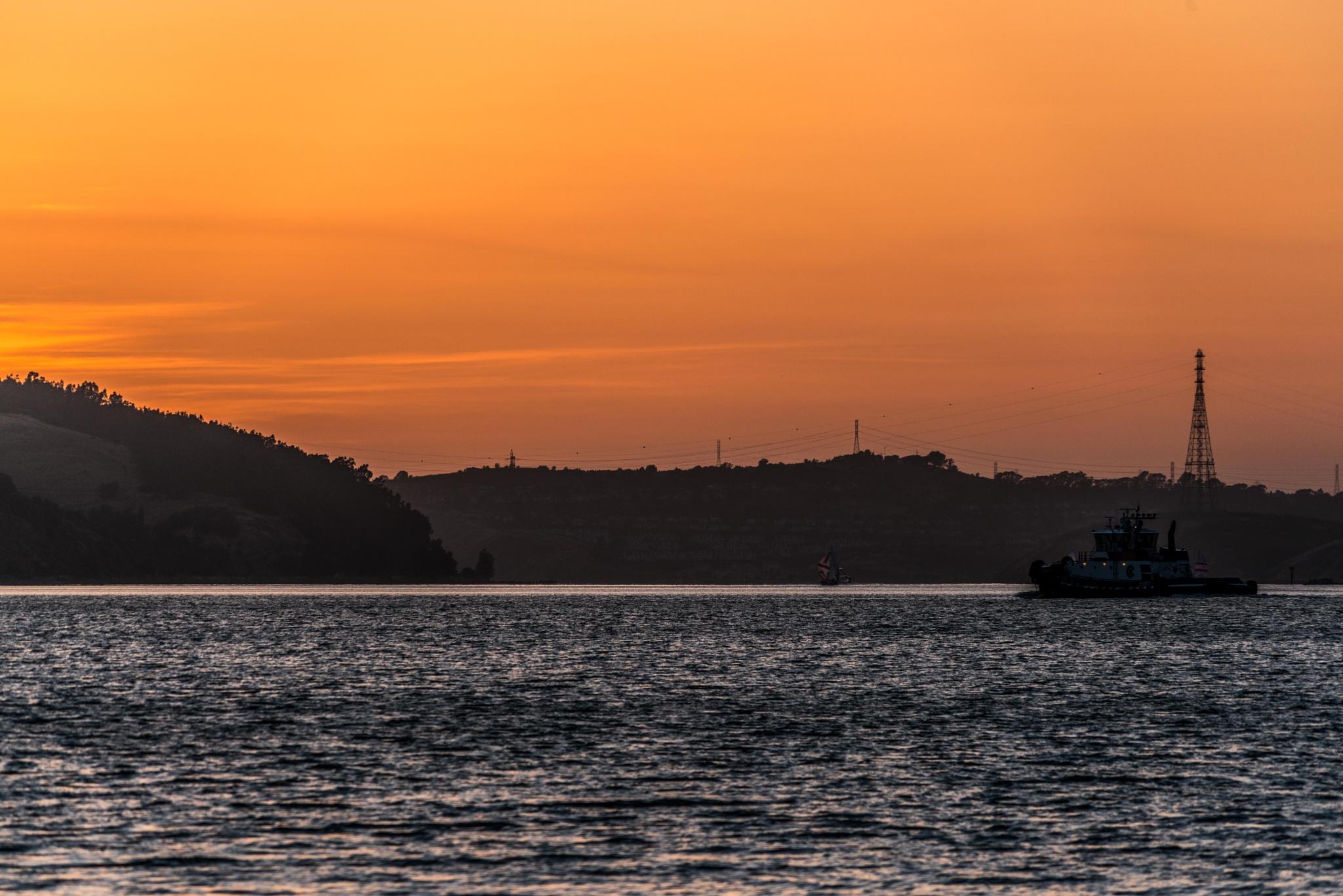 Sunset by Craig Turner