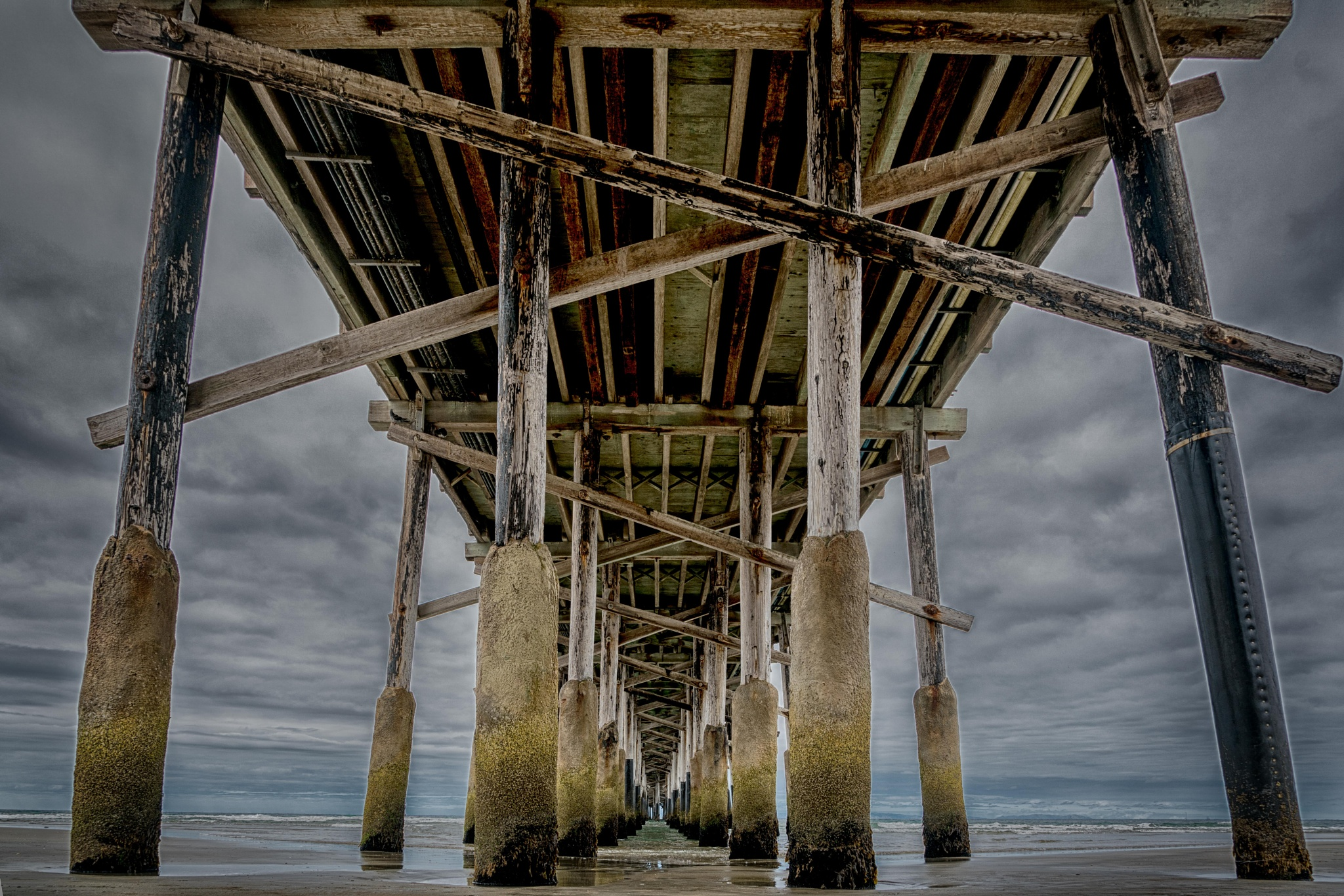 The pier by Craig Turner