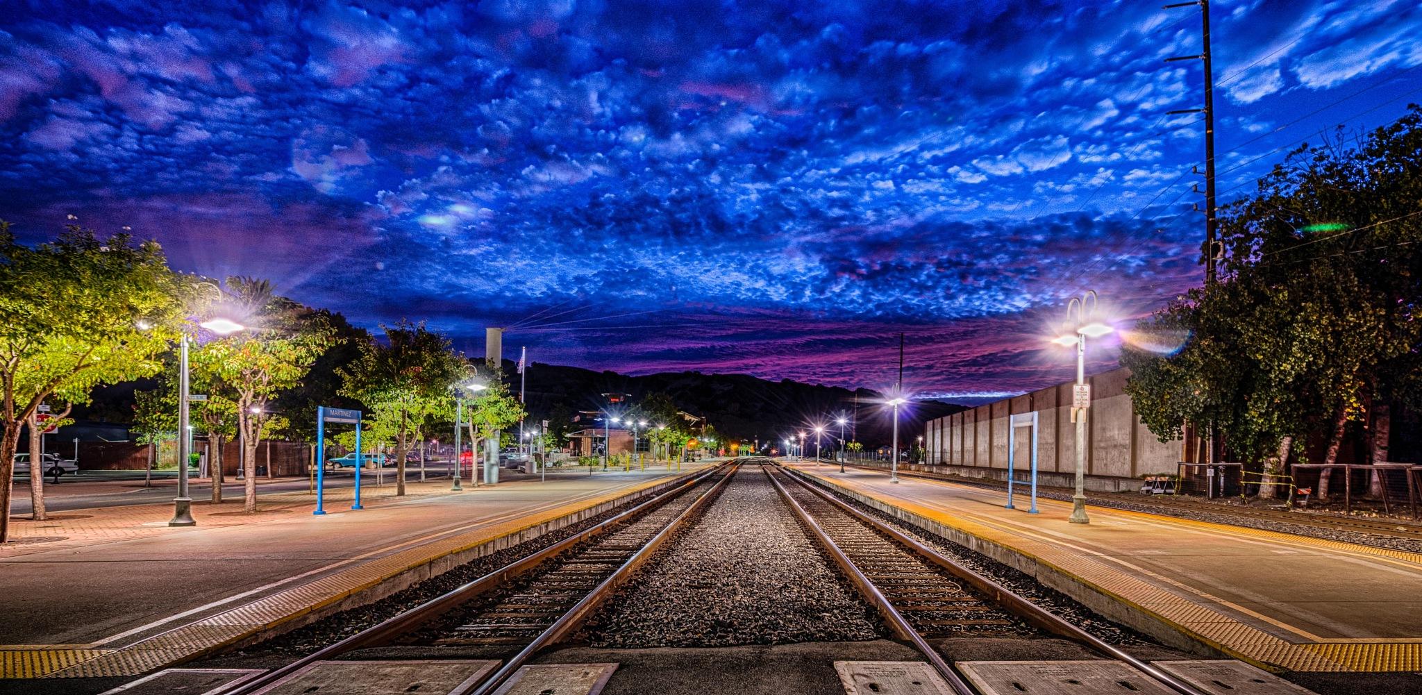 The Tracks by Craig Turner