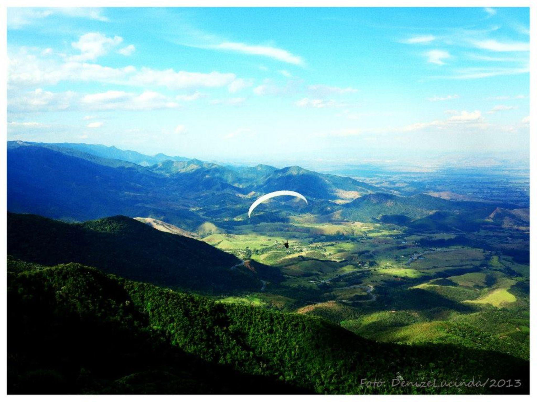 Pico Agudo - Paglider by denizelucinda