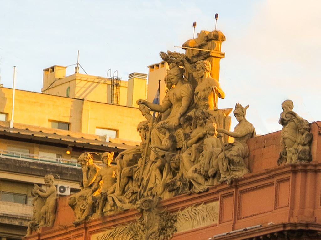 Casa Rosada - Buenos Aires by denizelucinda