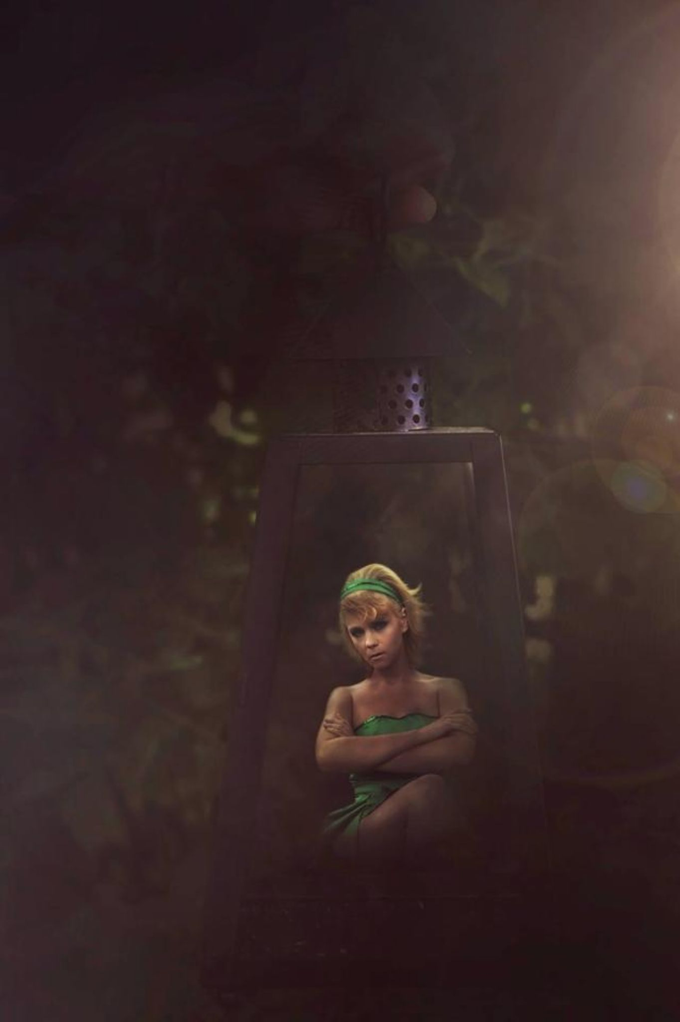 fairytale shoot with kelly robitaille by IcEyFiRe86