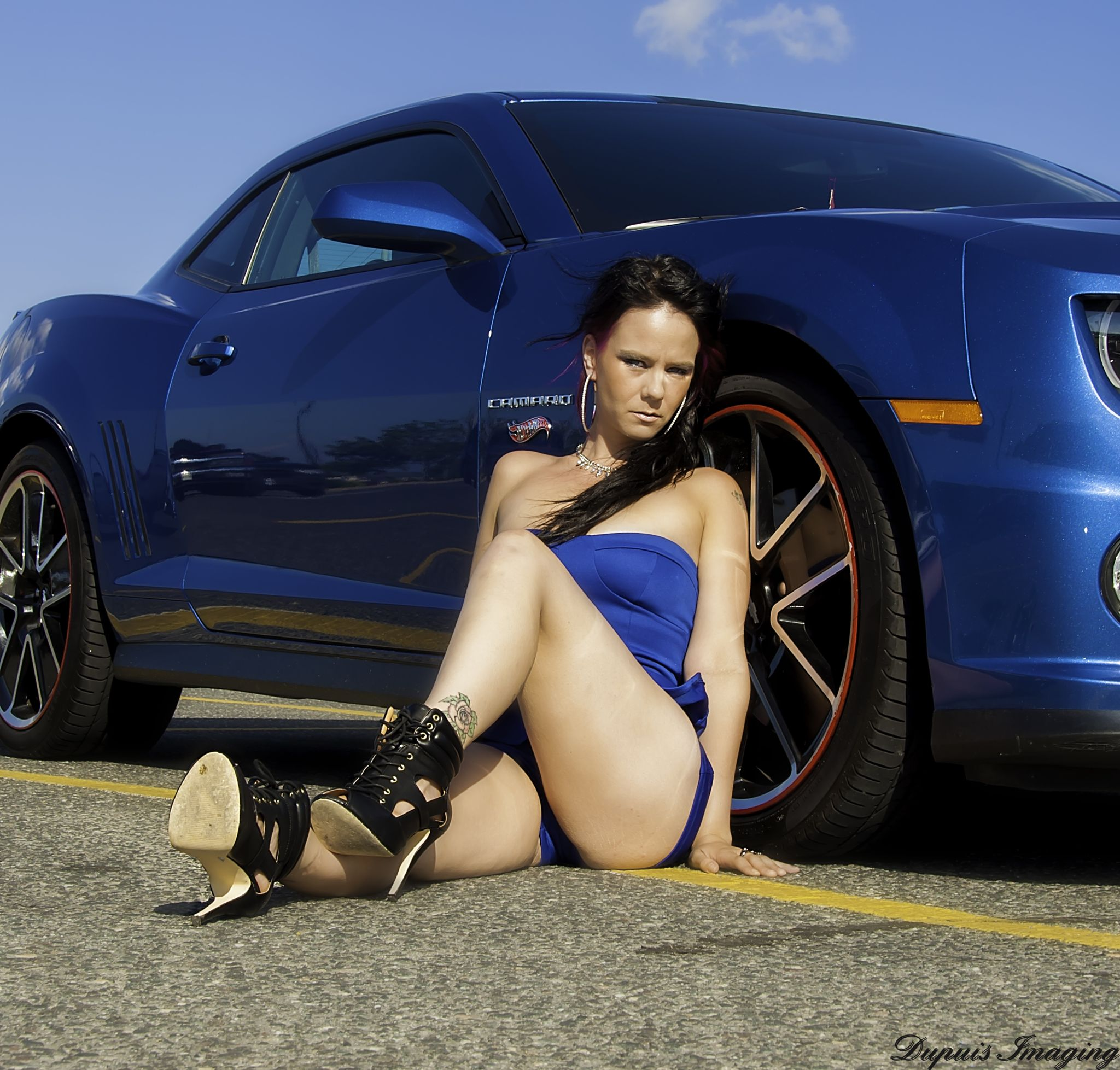 car shoot  by IcEyFiRe86