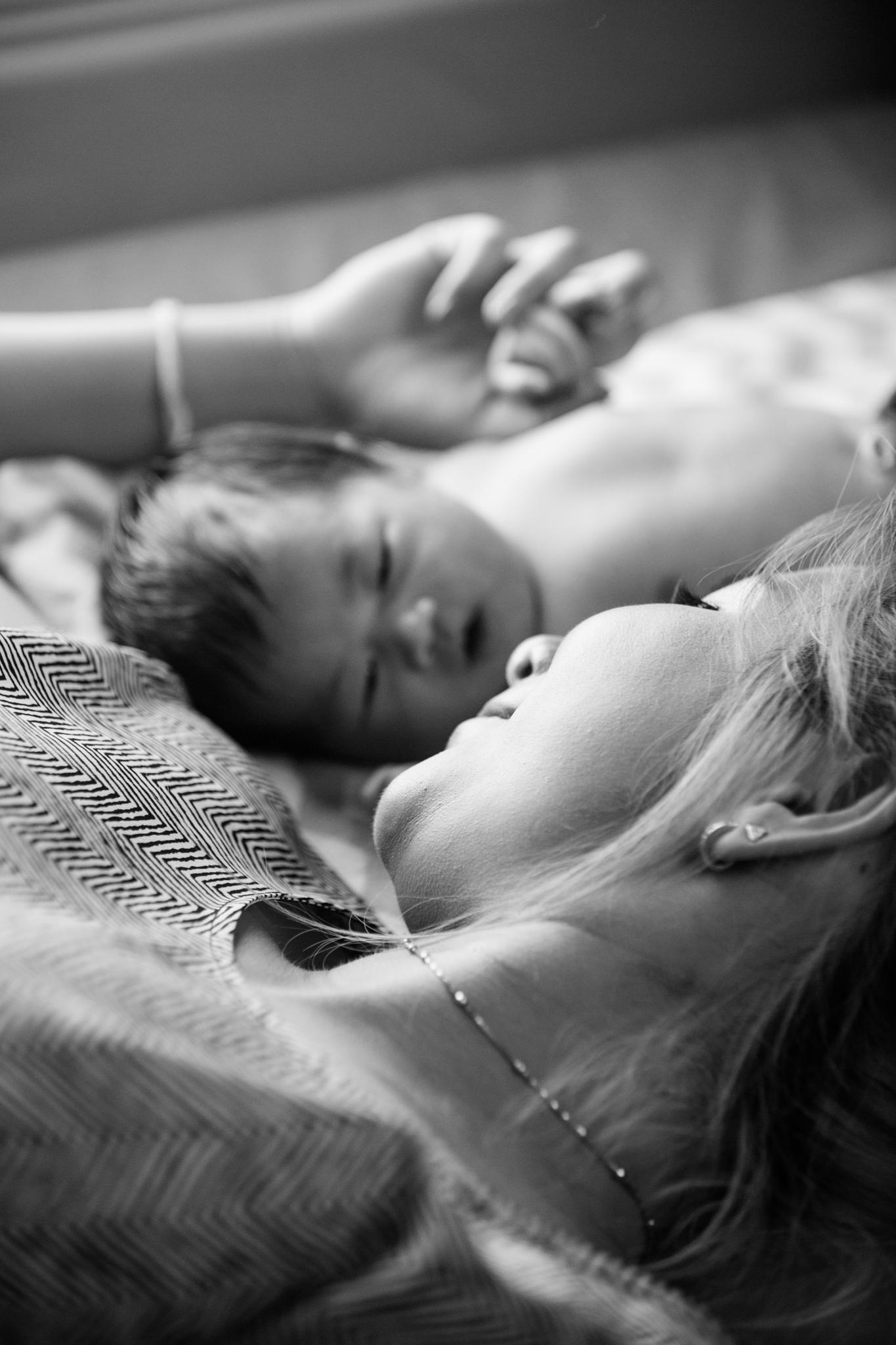 Mother & Daughter Bonding by ilenemao26