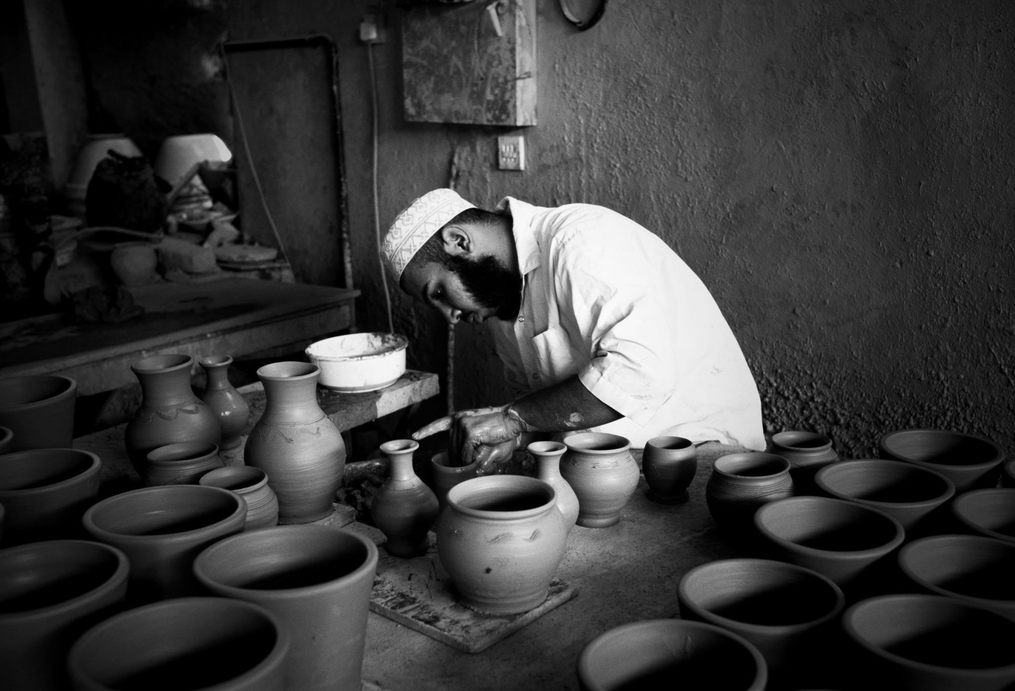 Art of Pottery by Jeyanand