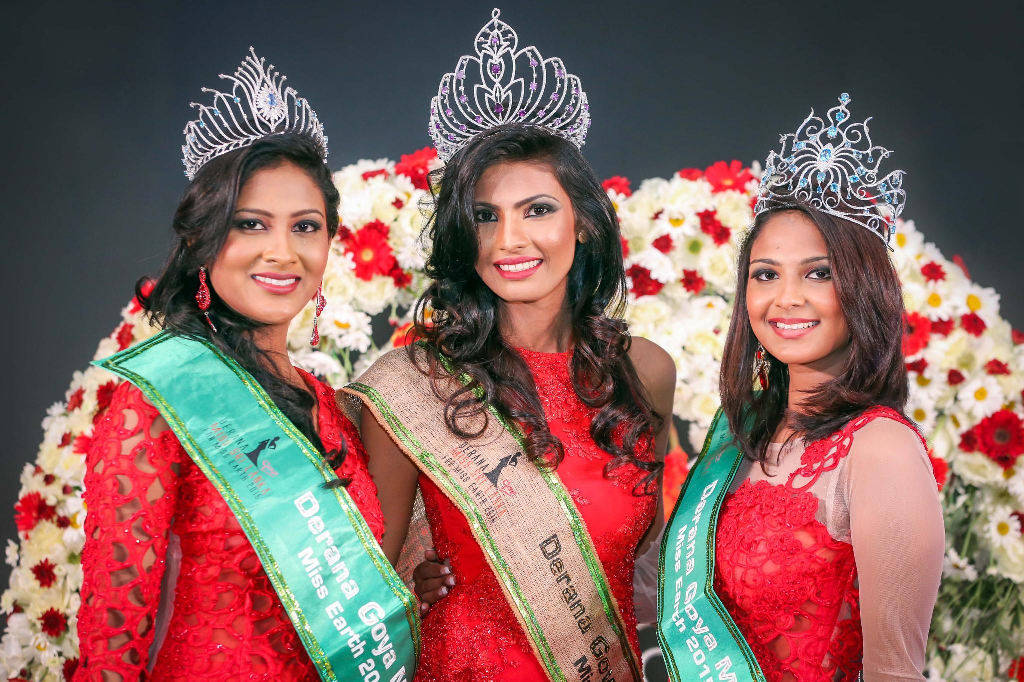 Miss Sri Lanka For Miss Earth 2015 by Kasun Deegodagamage