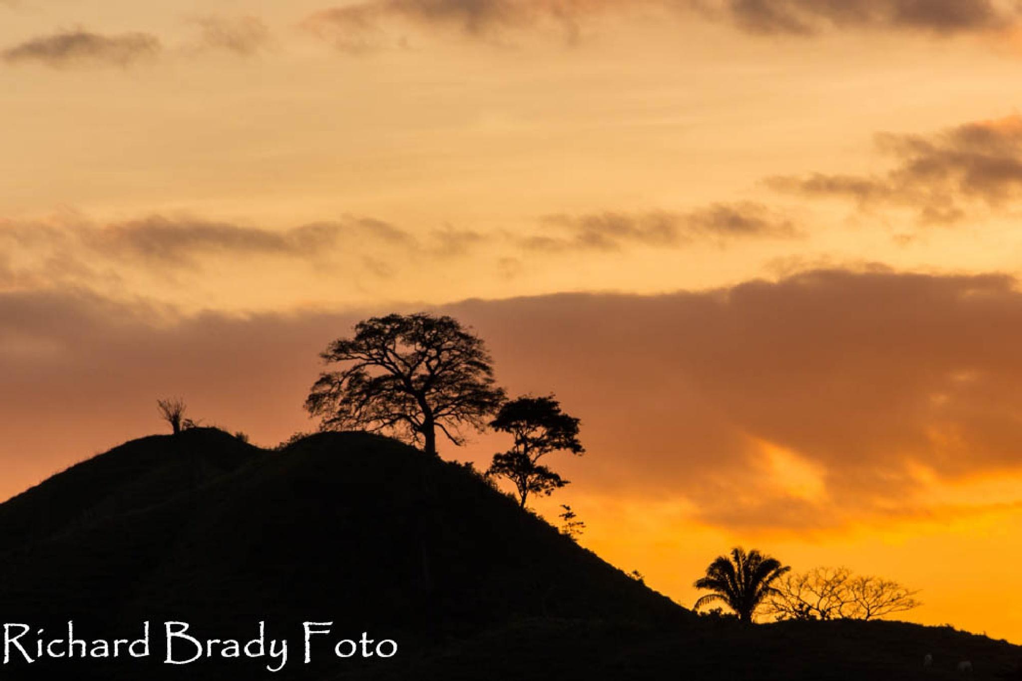 Potrero sunset by ricardo2000