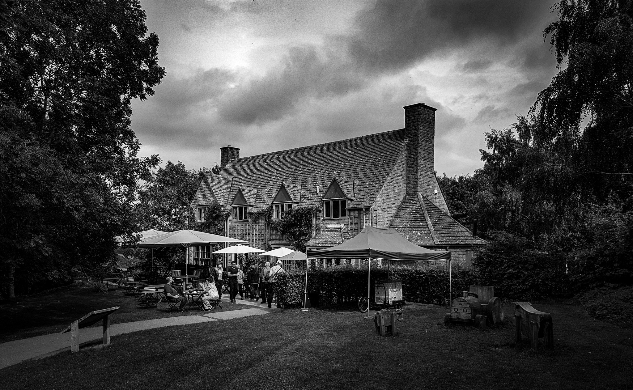 The Cafe by shaundoveyphotography